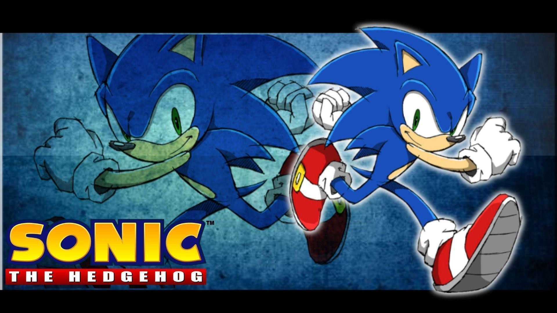 Images For > Classic Sonic Wallpaper Hd