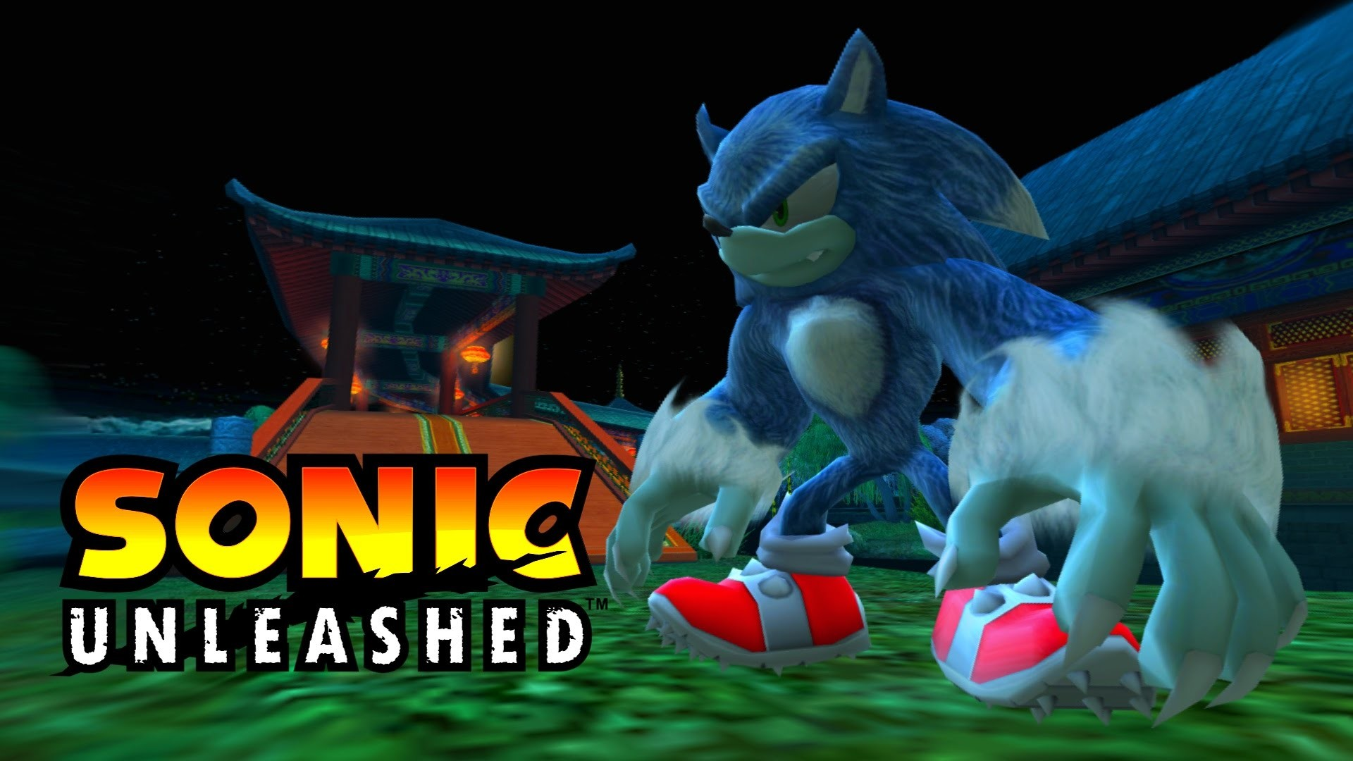 Sonic Unleashed Wii – Dragon Road Night Act 1 [Full HD 1080p] – YouTube