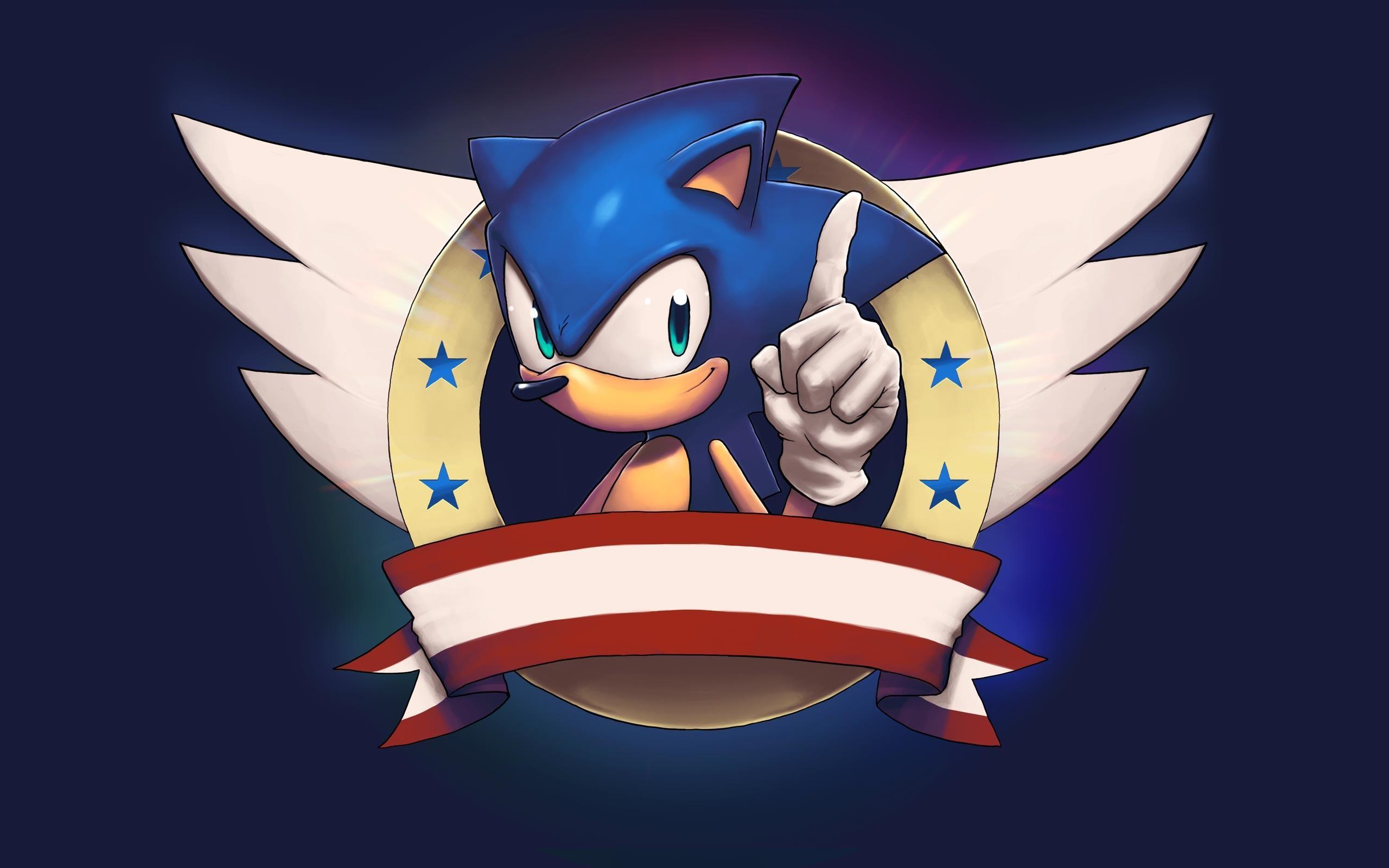 HD Sonic The Hedgehog Wallpaper | Wallpaper HD Desktop Widescreen .