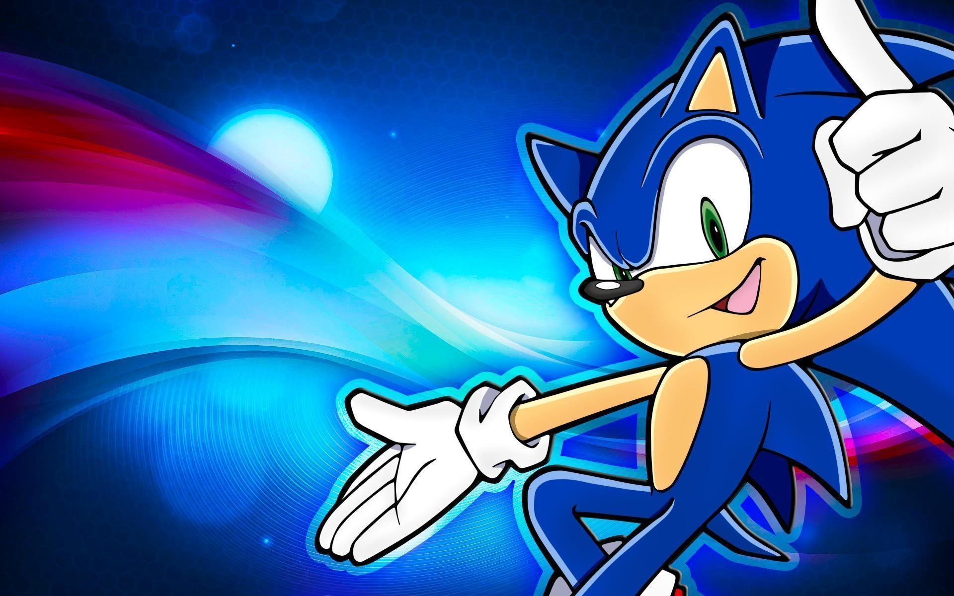 AVW-29: HD <b>Sonic Wallpaper</b> 1080p,