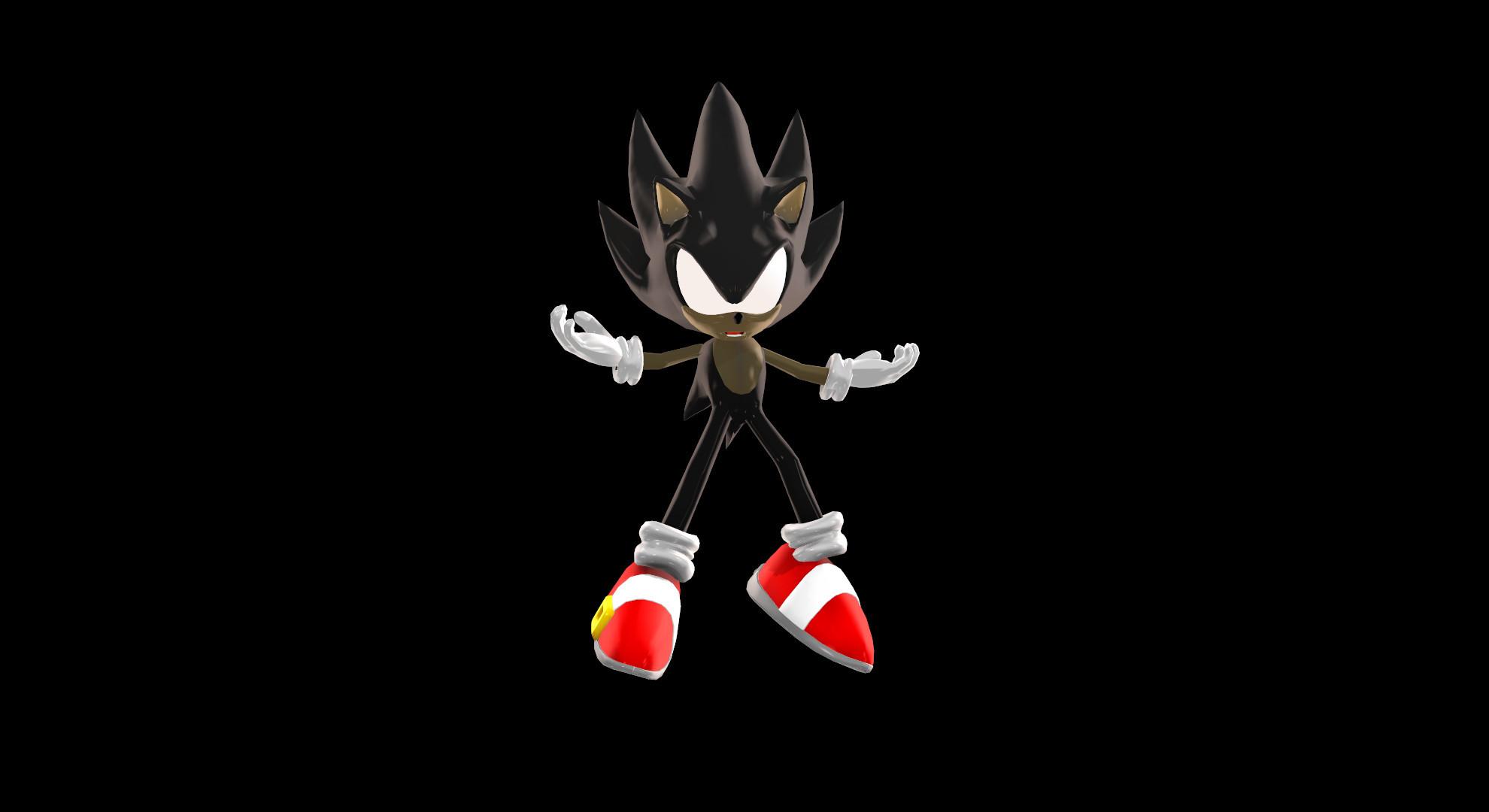Go Back > Images For > Dark Sonic Wallpaper