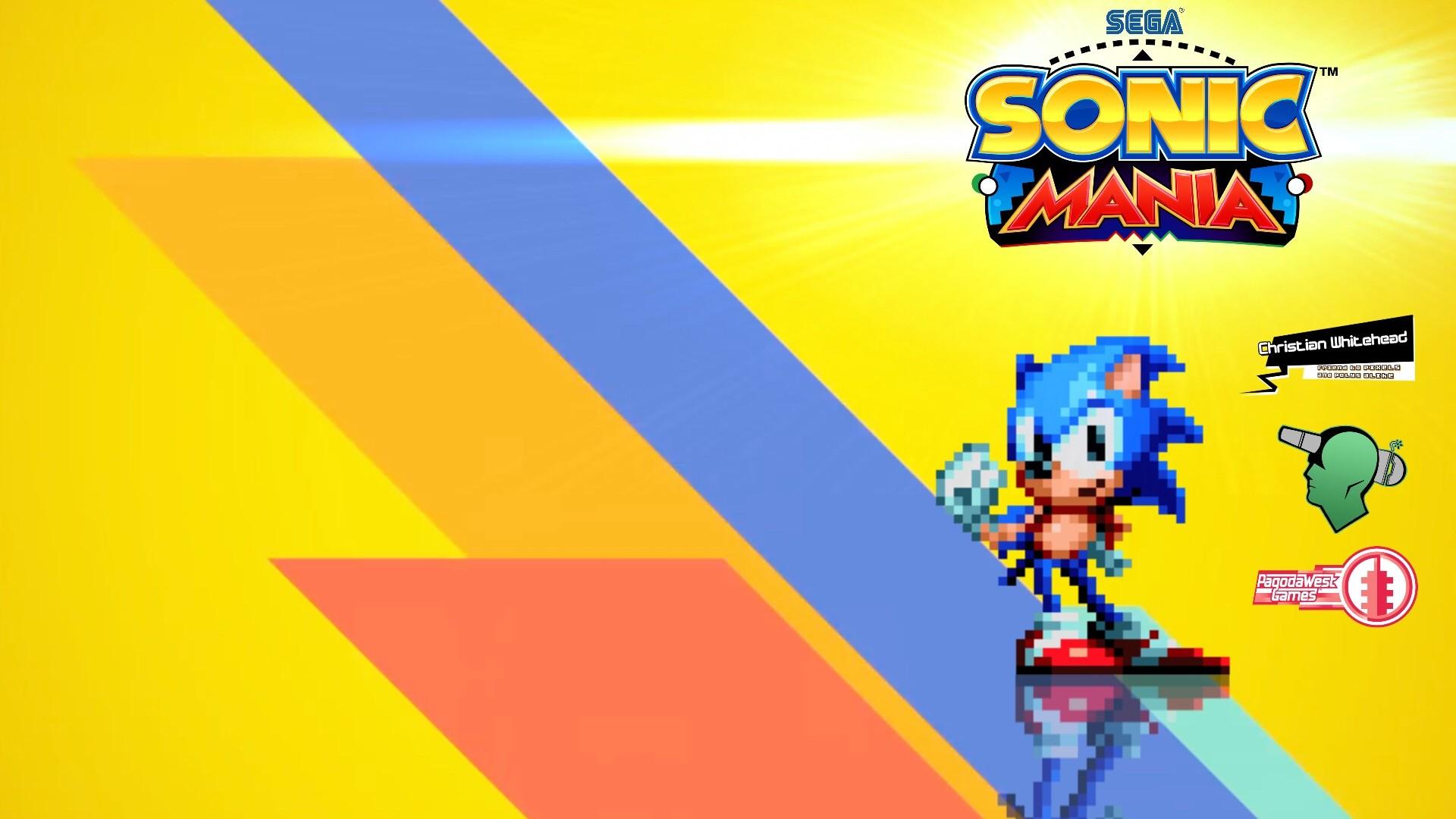 Sonic Mania Wallpaper for Desktop by AaronKasarion Sonic Mania Wallpaper  for Desktop by AaronKasarion