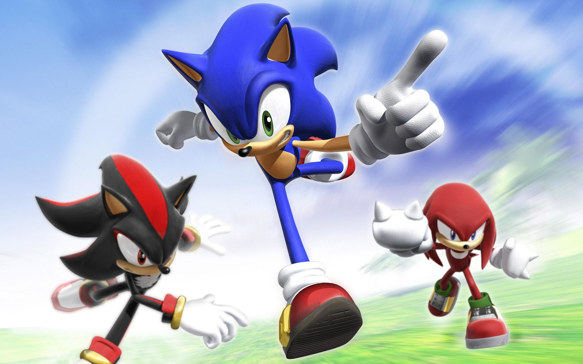 59 Hd Sonic Wallpaper 1080p
