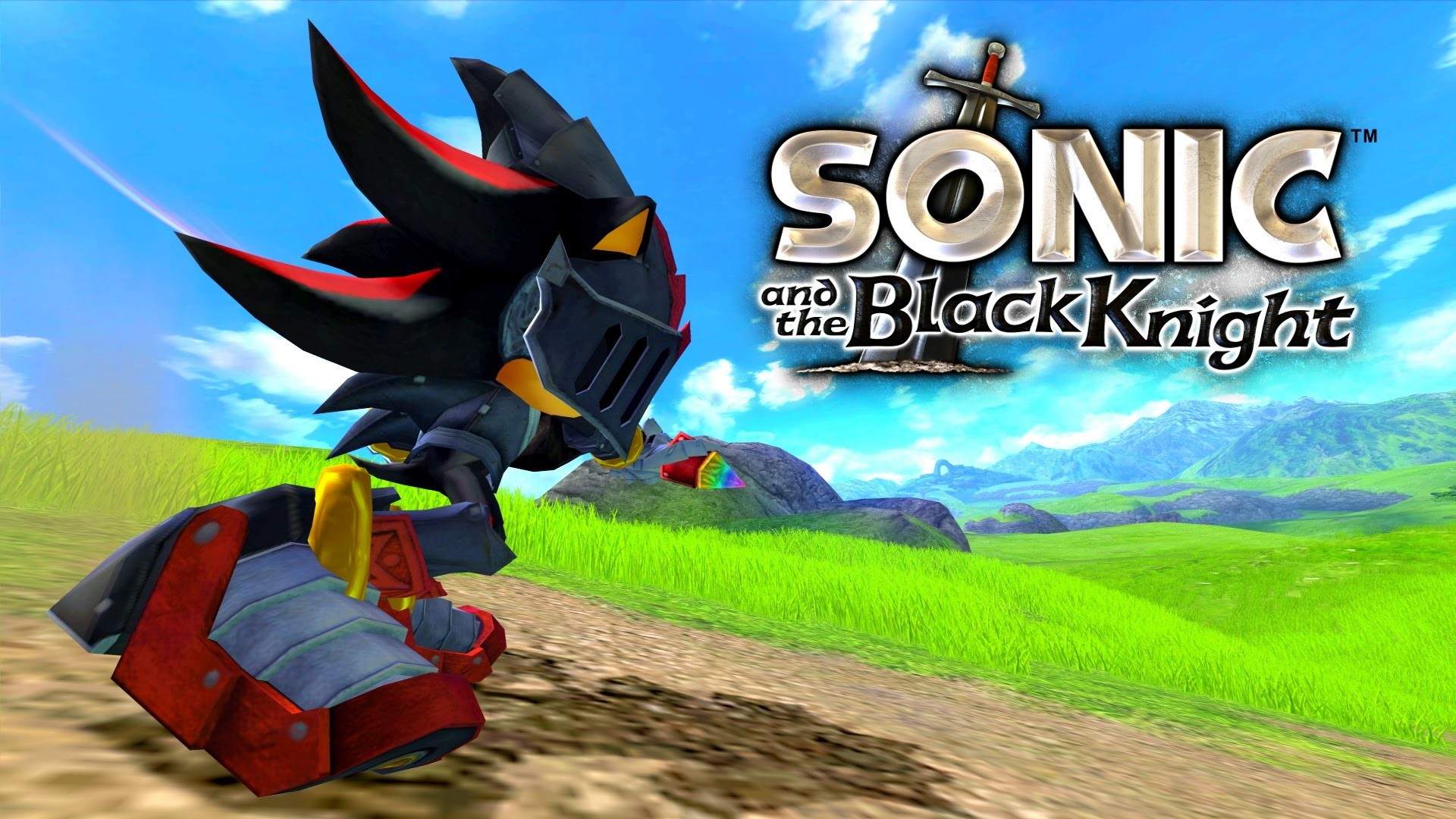 Sonic and the Black Knight – Titanic Plain – Shadow [Full HD 1080p] –  YouTube