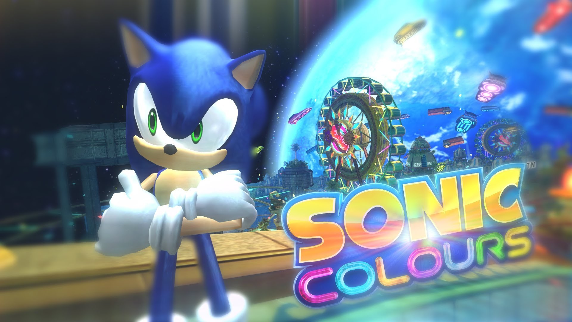Sonic Colours – Tropical Resort – Act 1 [S-Rank] – Gameplay (1080p | HD-Render)  – YouTube