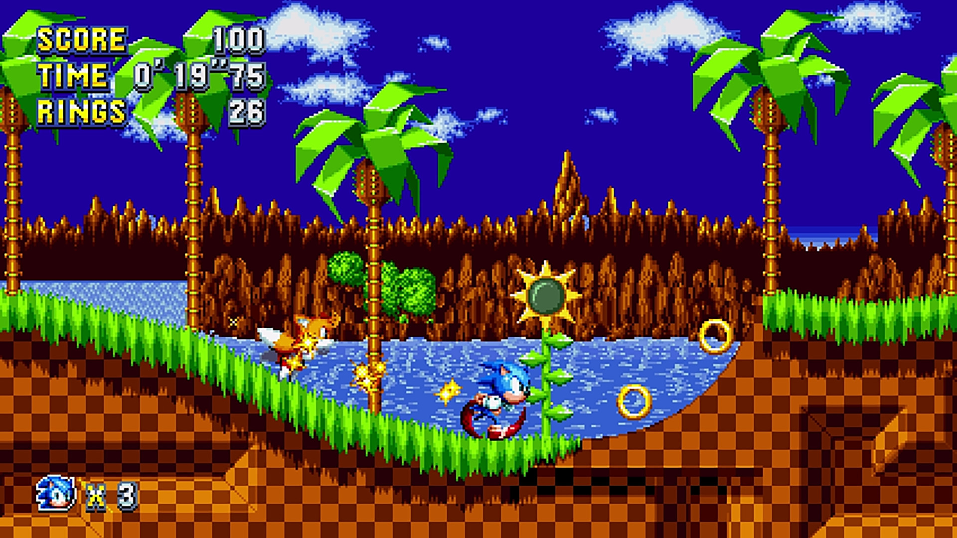 Sonic Mania Wallpaper Size by Nibroc-Rock on DeviantArt