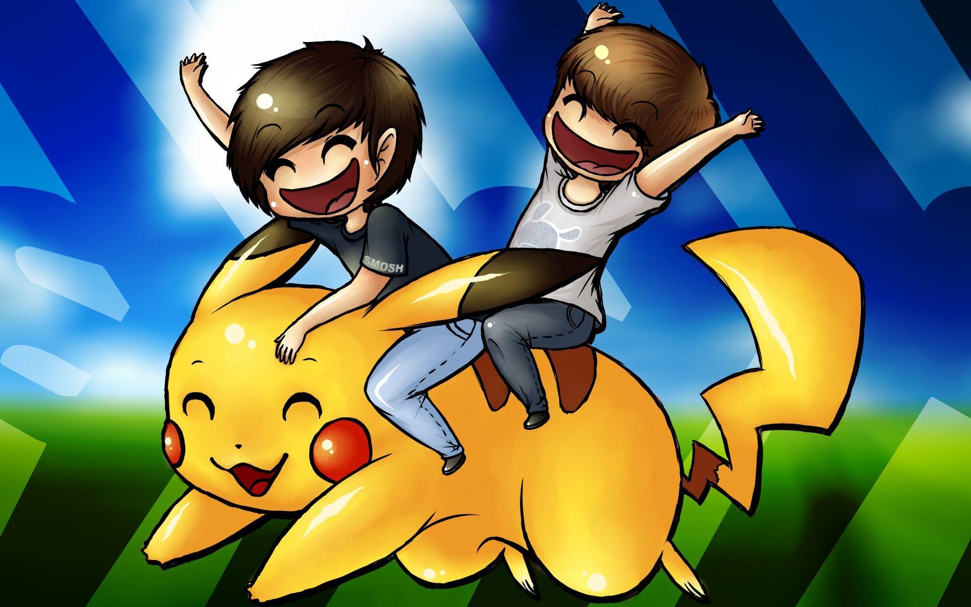 Free download pikachu backgrounds wallpaper HD.