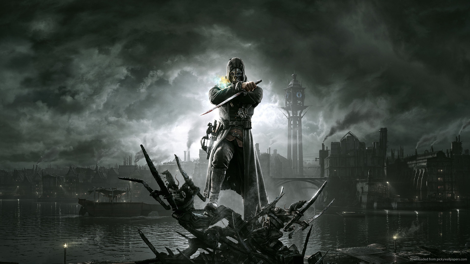 2012 Dishonored Video Game Wallpaper picture