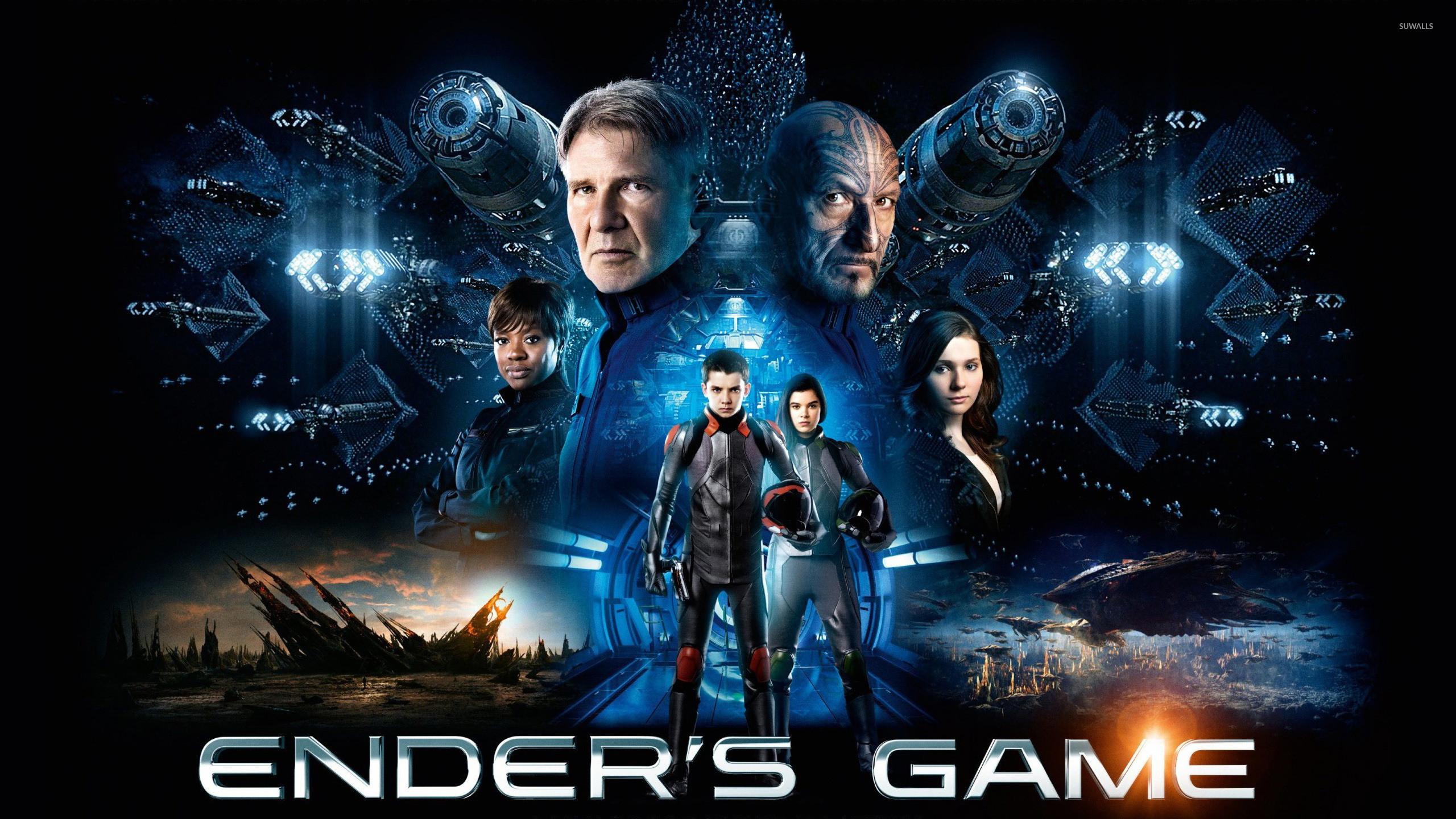 Ender's Game wallpaper