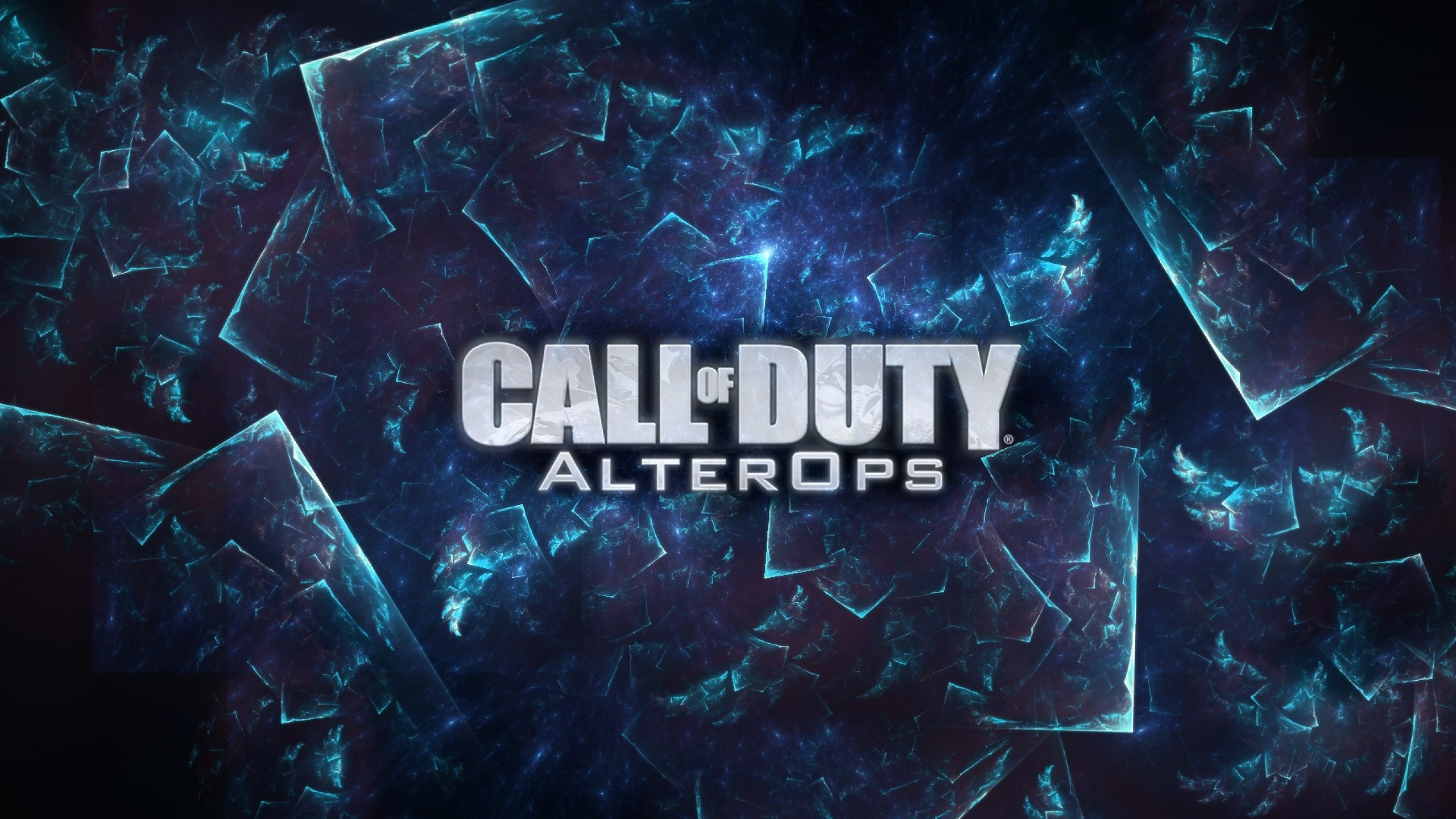 Wallpaper call of duty alter ops, name, game, font, background,