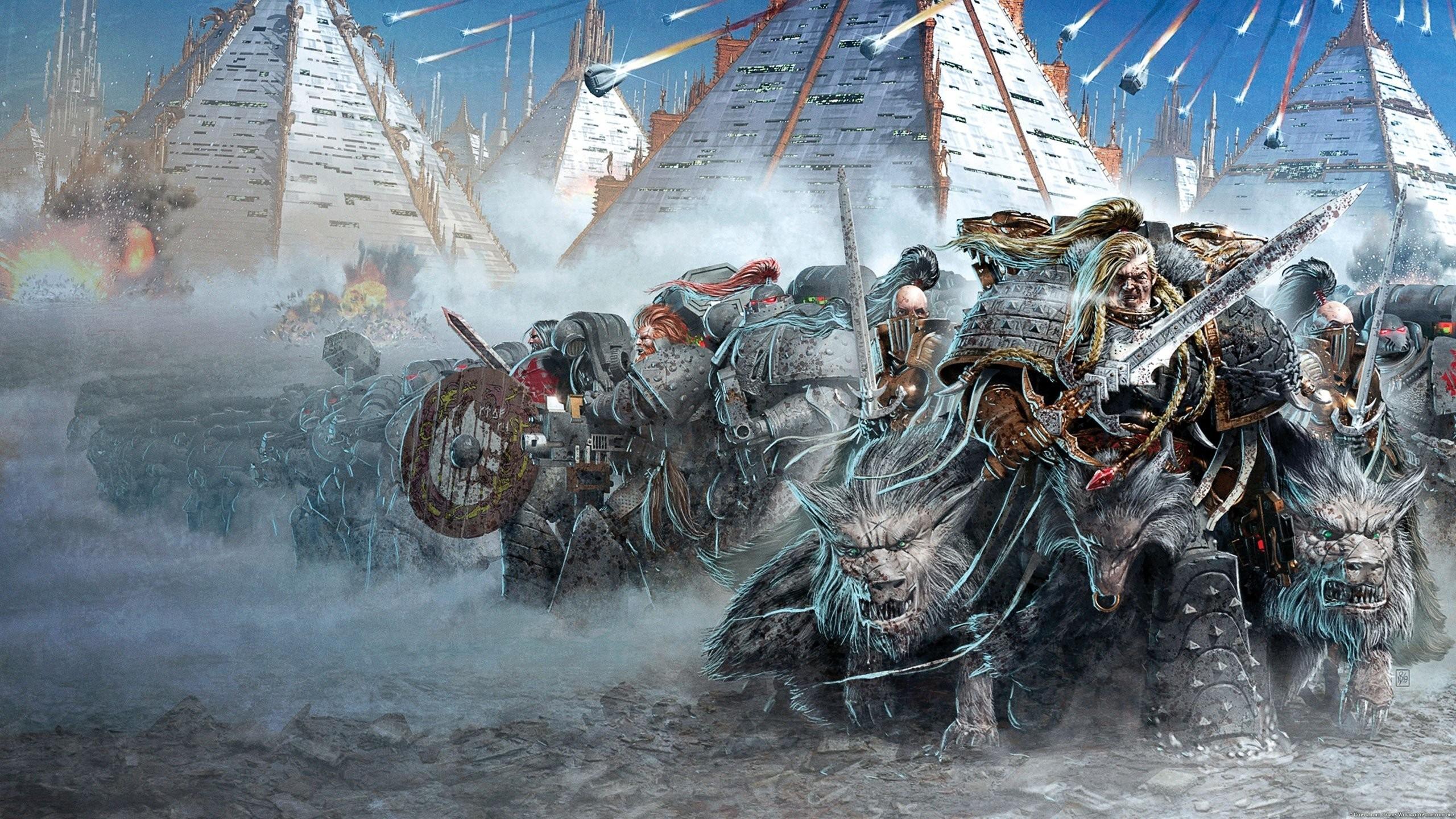 Warhammer 40K Space Wolves 887679 …