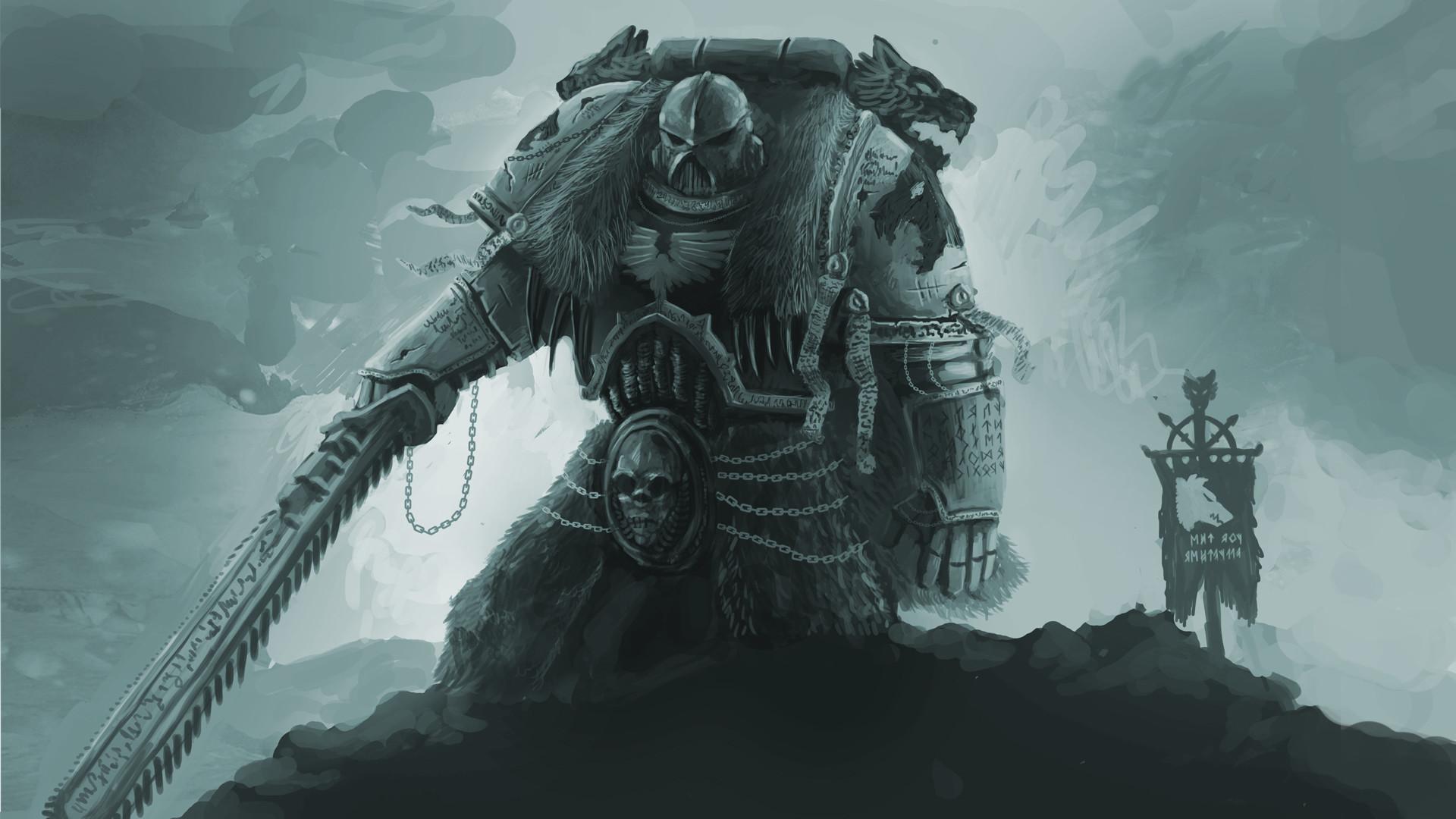 Warhammer 40000 · Space WolvesWarhammer …