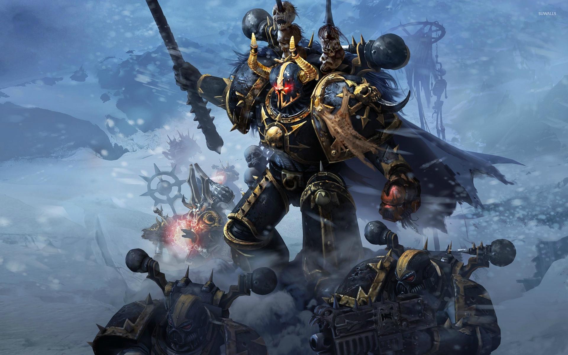 Warhammer 40k Space Marine Wallpaper Warhammer 40,000: space marine