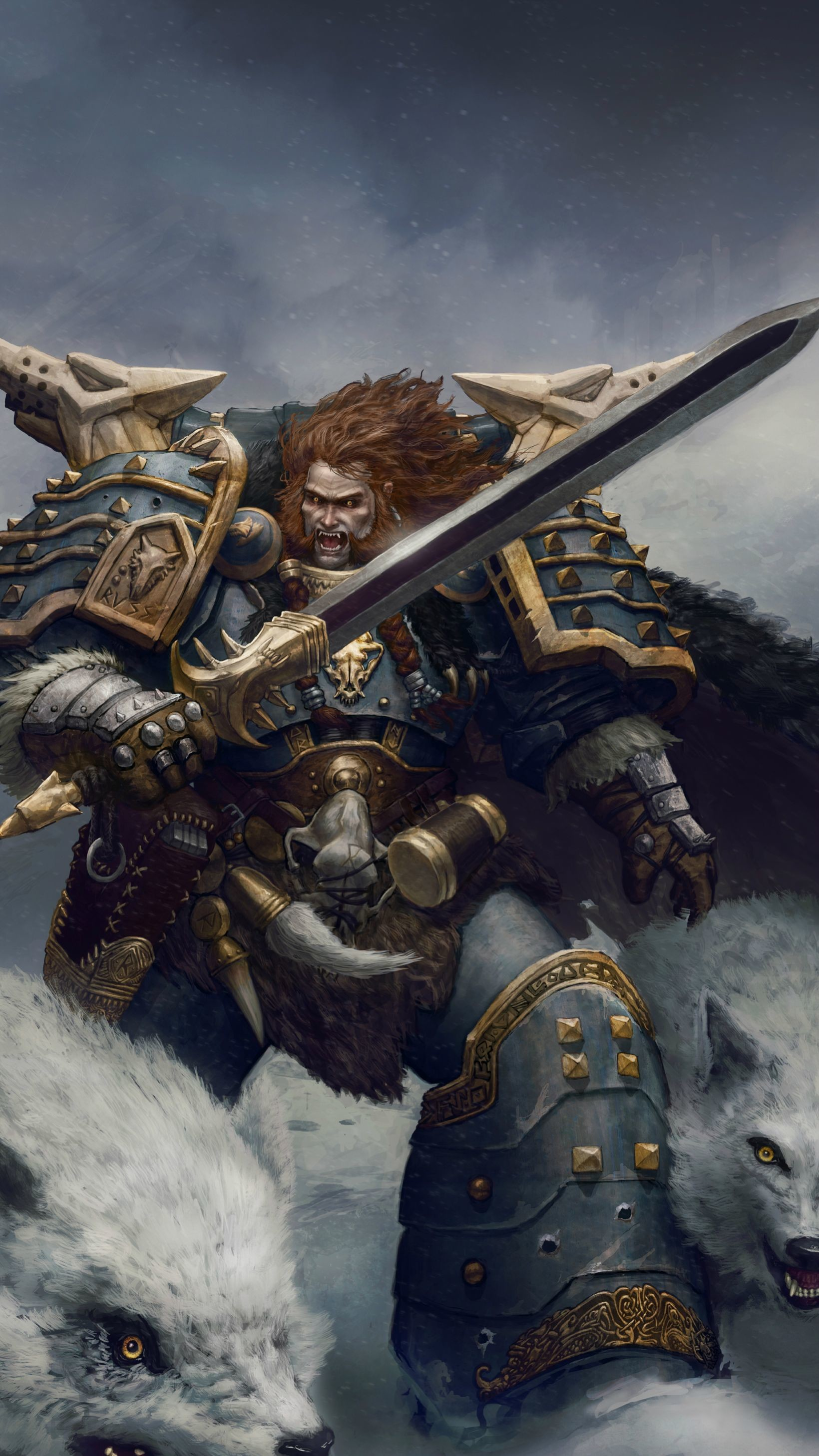 Warhammer 40K Mobile Phone Wallpapers. by theseanstrositySep 18 2015. Load  58 more images Grid view