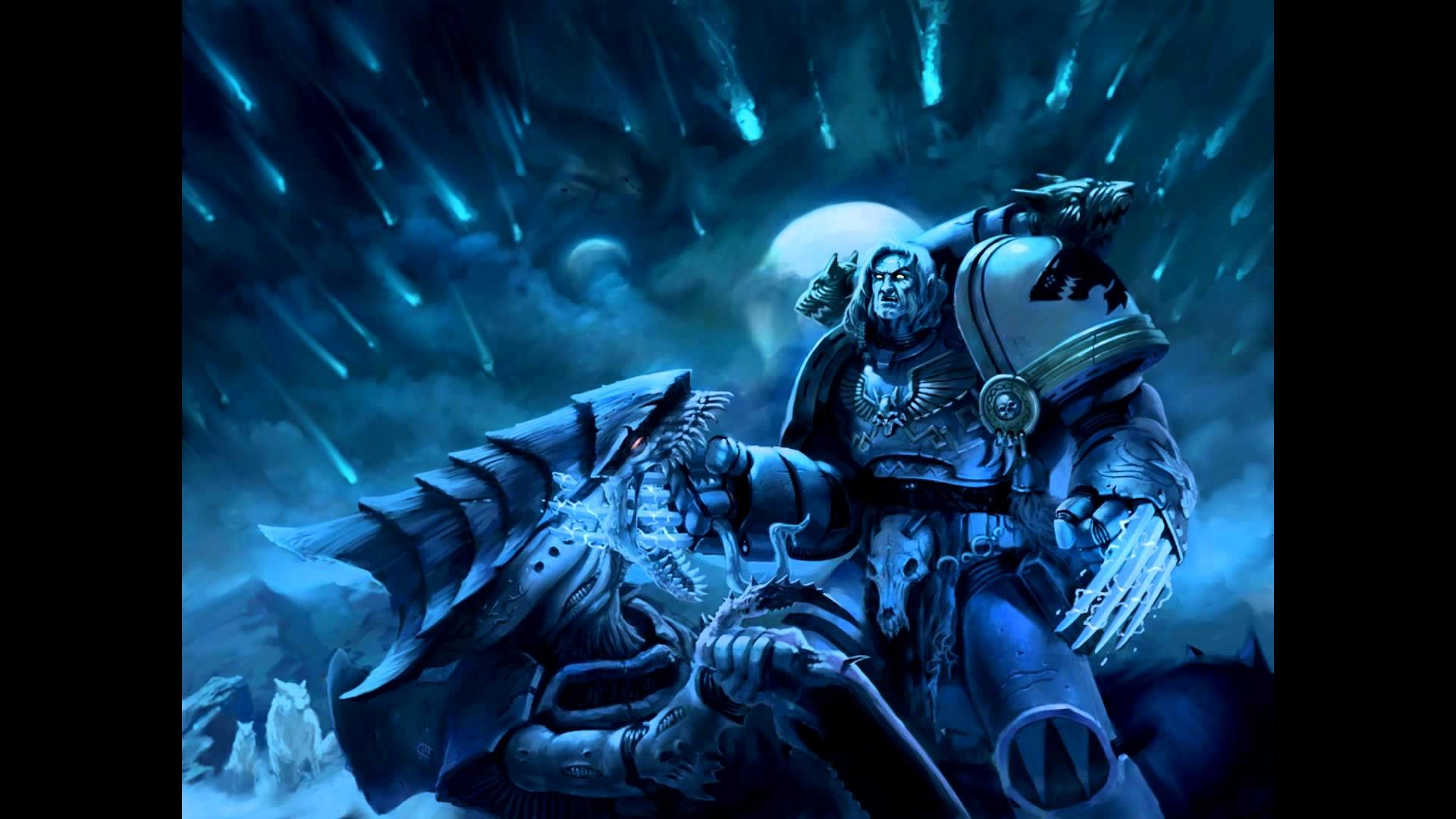 Warhammer 40k – Space Wolves Chapter Tribute