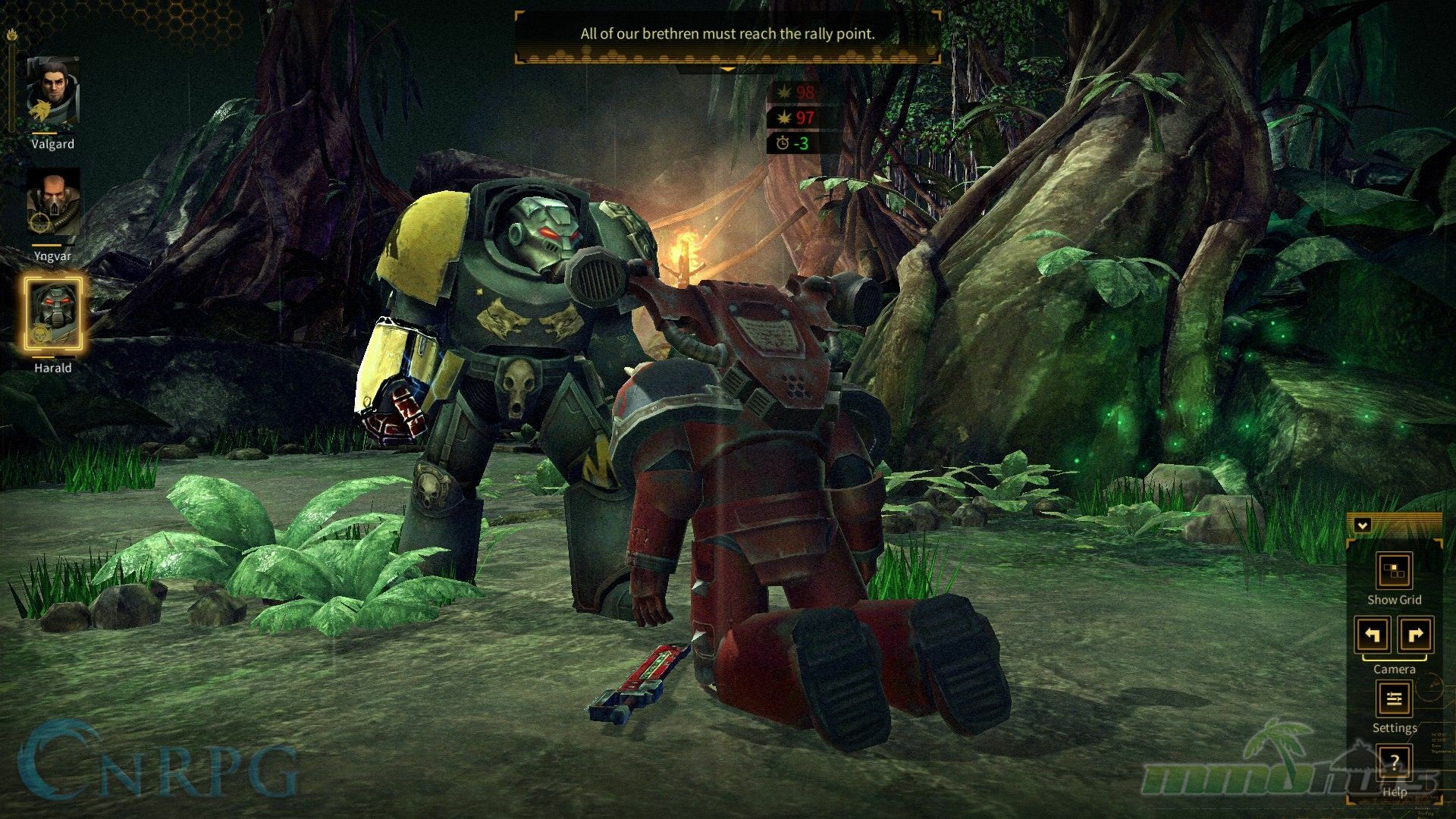 Warhammer 40k: Space Wolf Preview Gallery