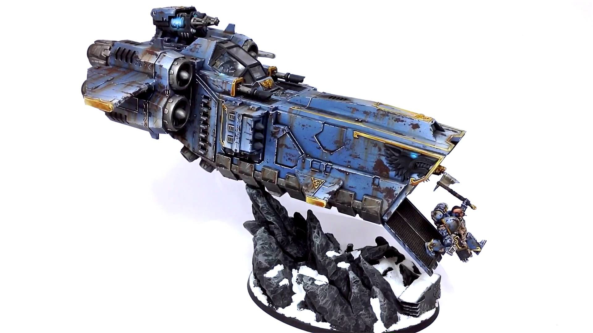 Space Wolves Stormwolf