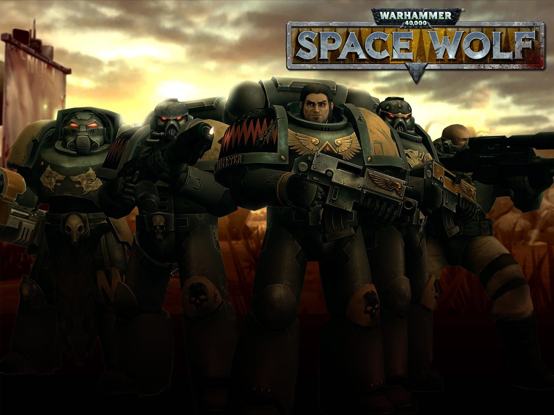 Warhammer 40K Space Wolf – Gameplay Android, iPhone et iPad par KickMyGeek
