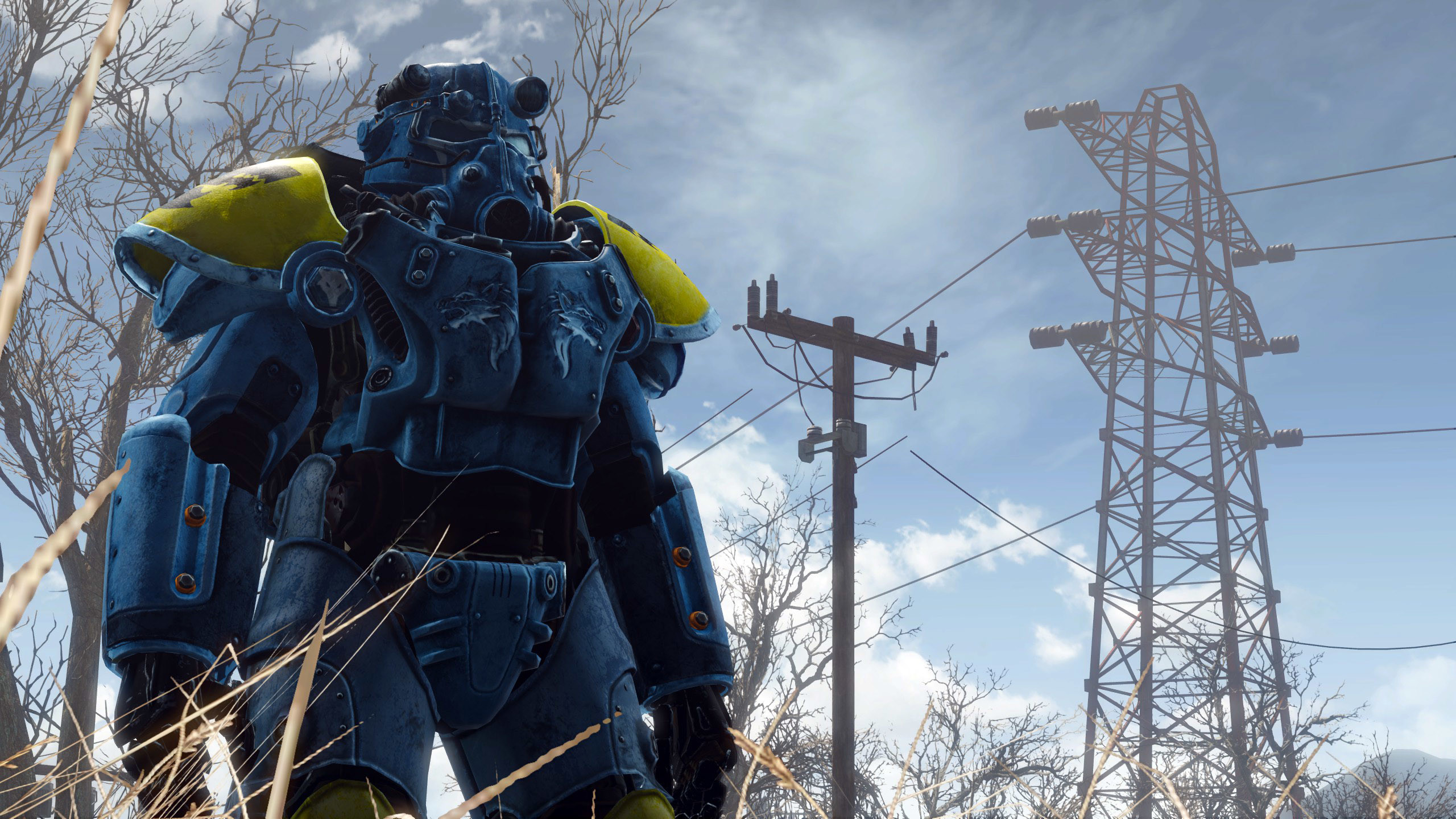 Standalone – Space Wolf Power Armor – (ESP Based Non Replacement) at  Fallout 4 Nexus – Mods and community