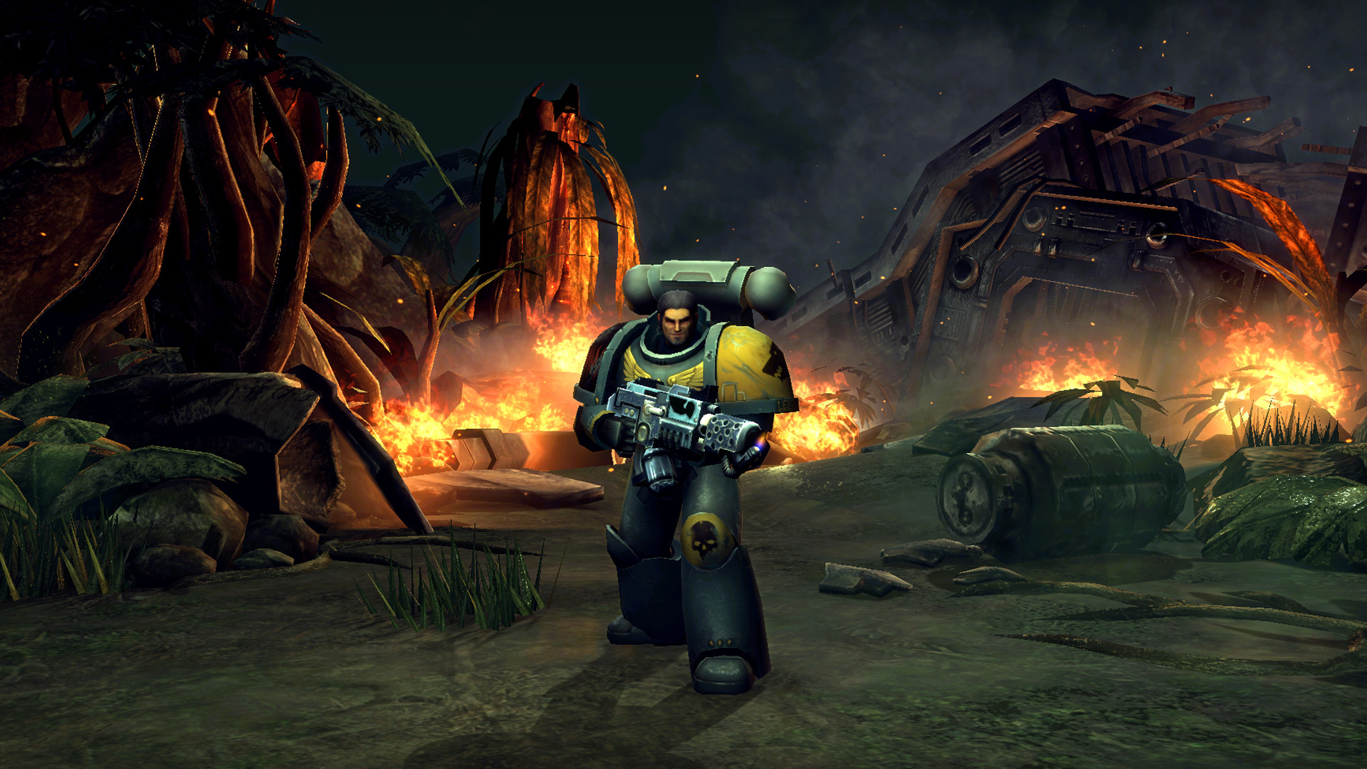 Warhammer 40,000: Space Wolf Available Now on Steam Early Access – Gaming  Cypher