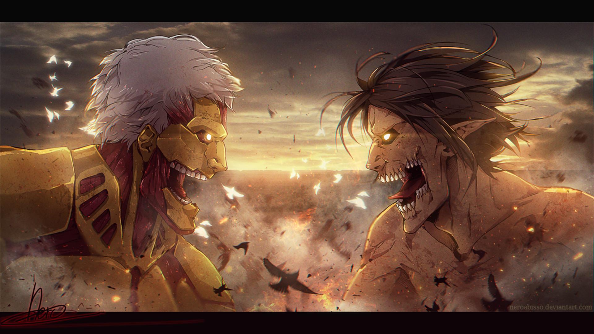 HD Wallpaper   Background ID:582804. Anime Attack On Titan