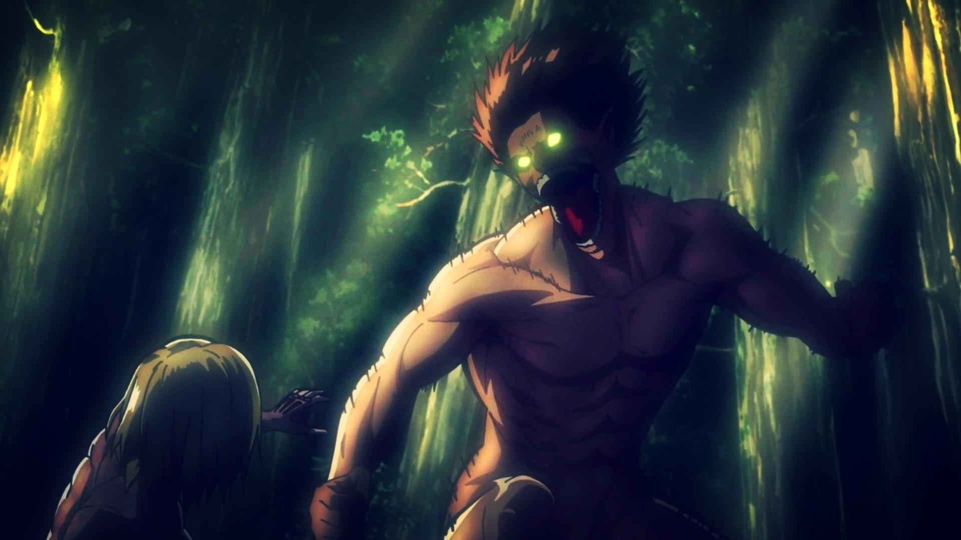 Anime – Attack On Titan Wallpaper