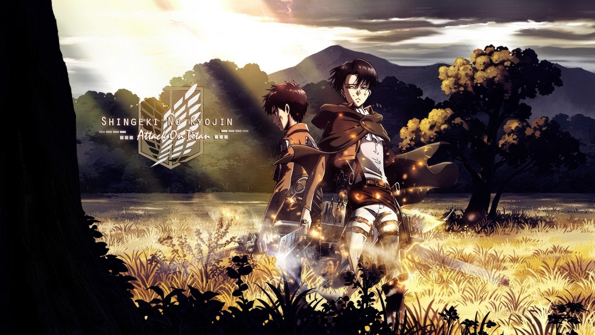 HD Sfondo ID:653531. Anime Attack On Titan