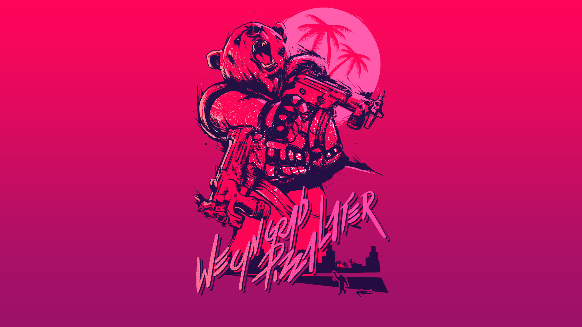 13 Hotline Miami 2: Wrong Number HD Wallpapers   Backgrounds – Wallpaper  Abyss
