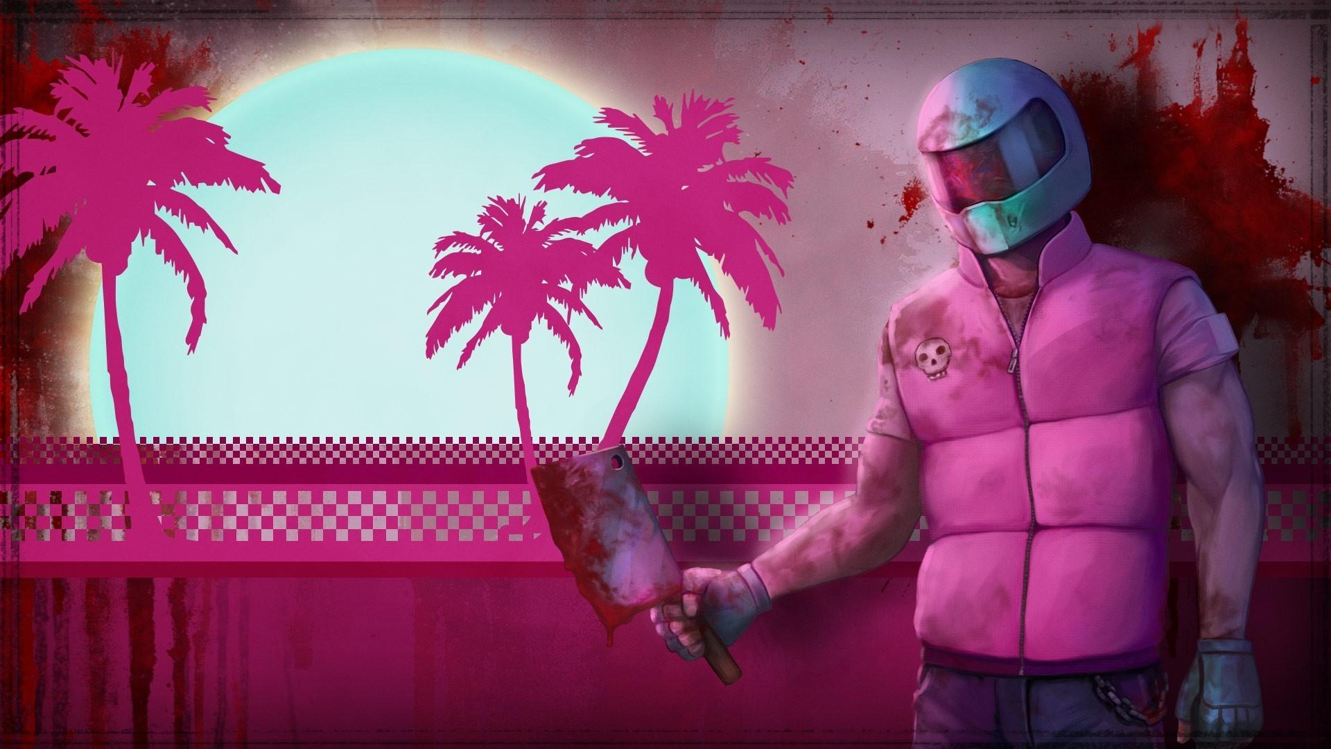 Hotline Miami, Video Games, Cleavers