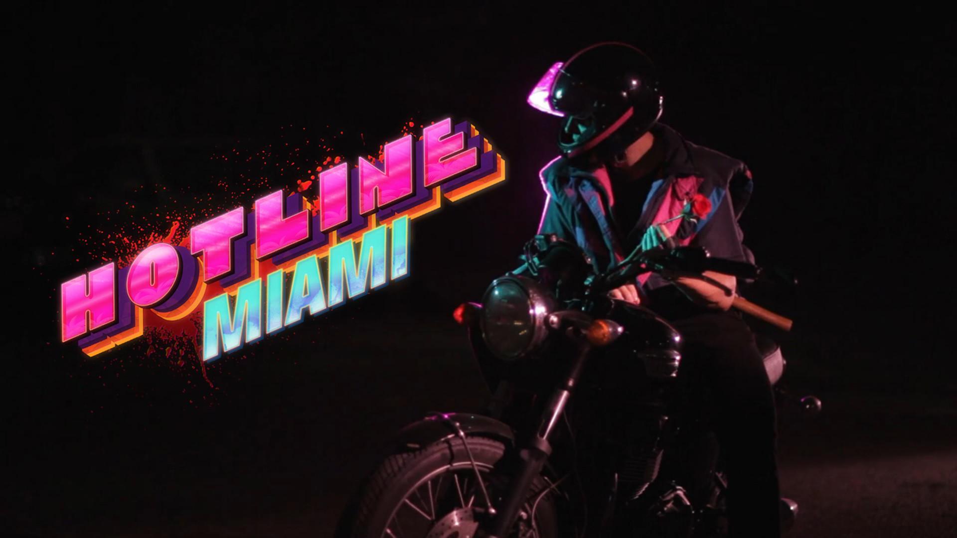 Hotline Miami 2: Wrong Number 34 High Resolution Wallpaper Wallpaper