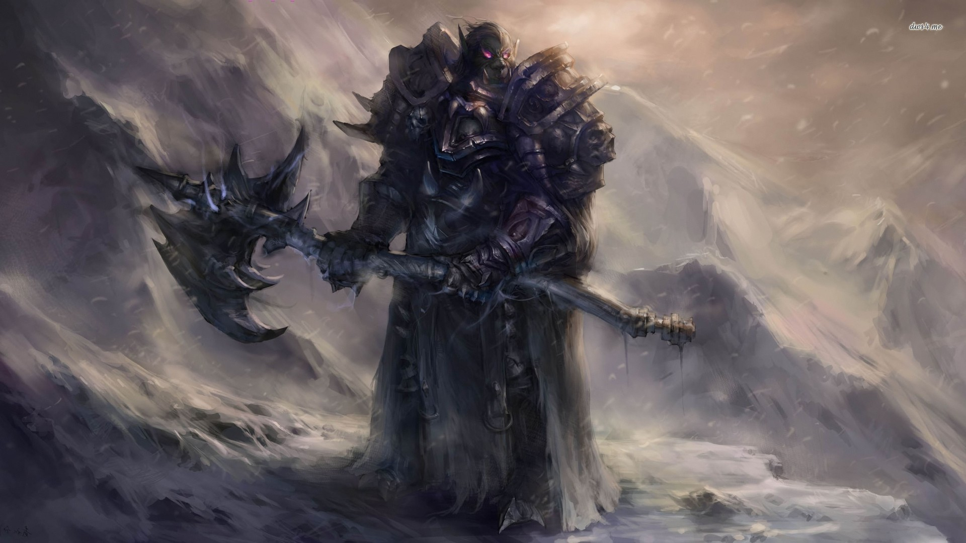 Death Knight – World of Warcraft wallpaper – 817865
