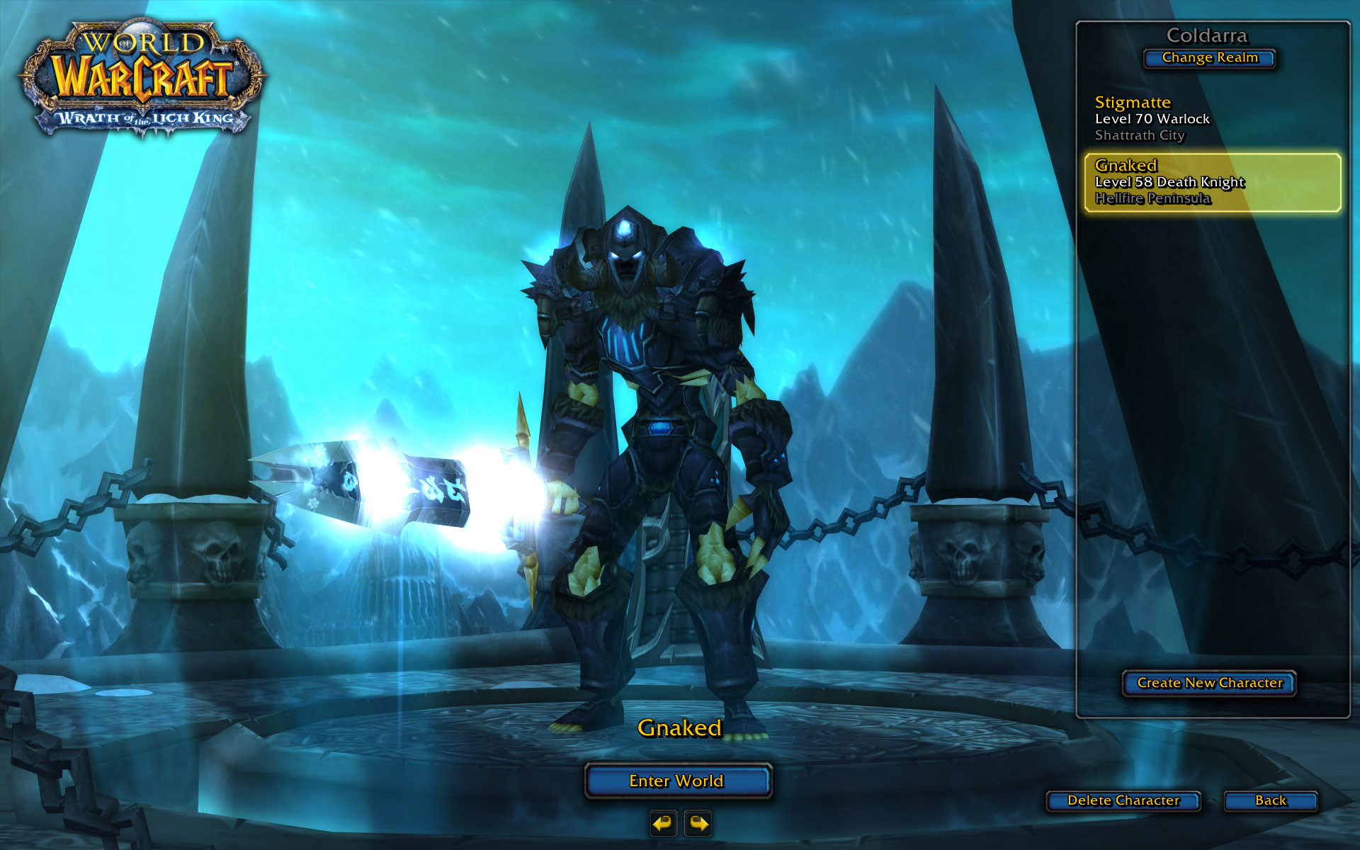 death knight by axzie death knight by axzie