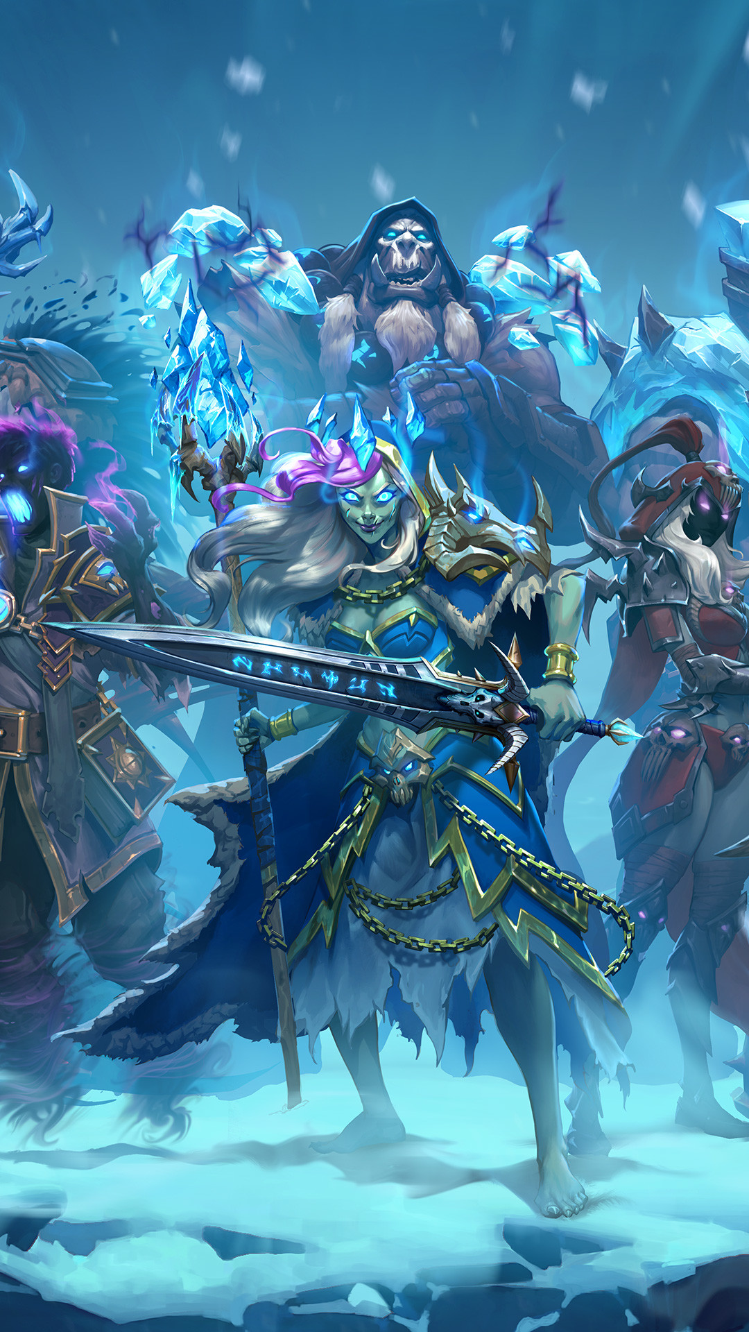 Death Knight Heroes – Mobile …
