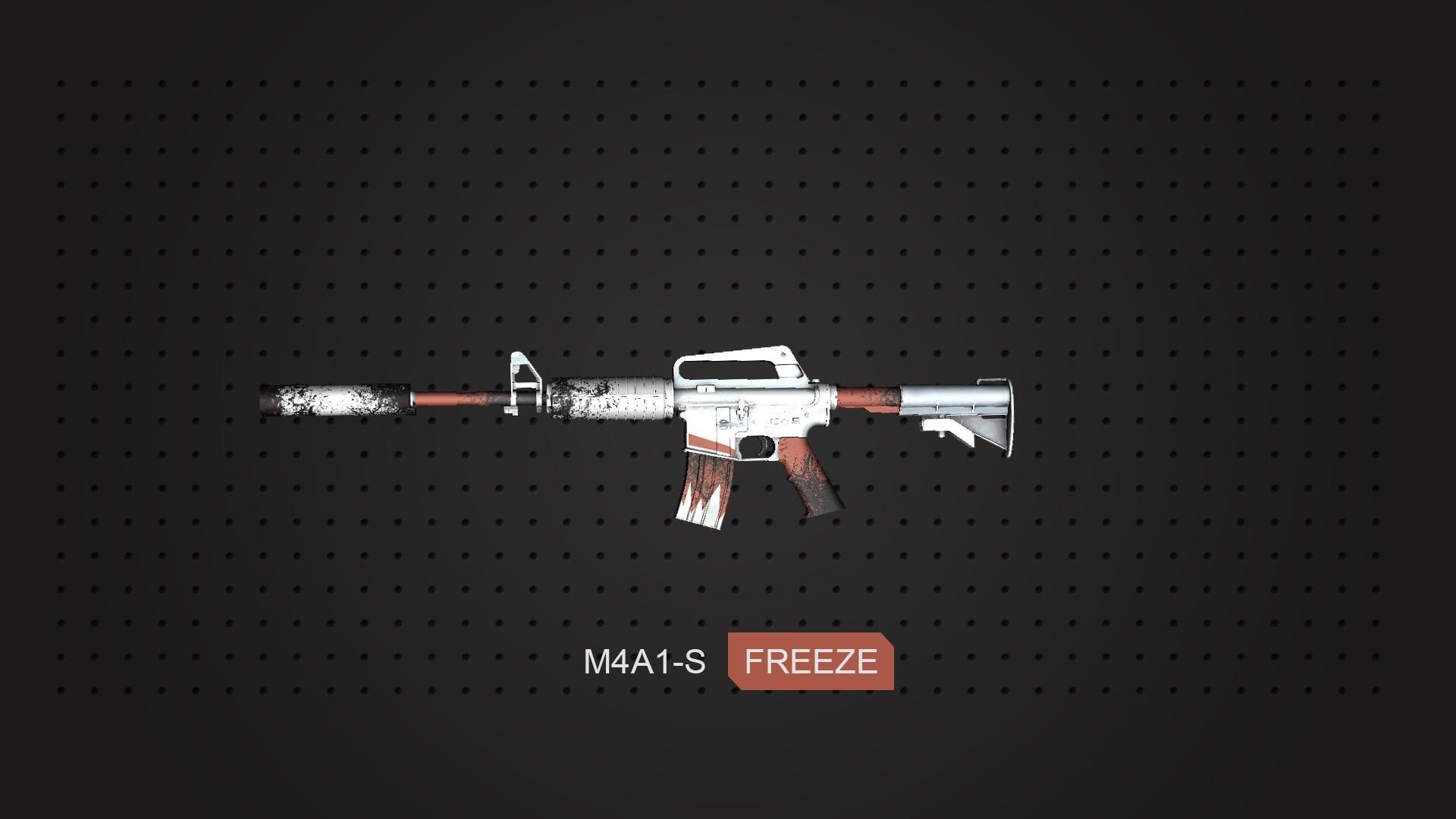CS:GO M4A1-S | Freeze