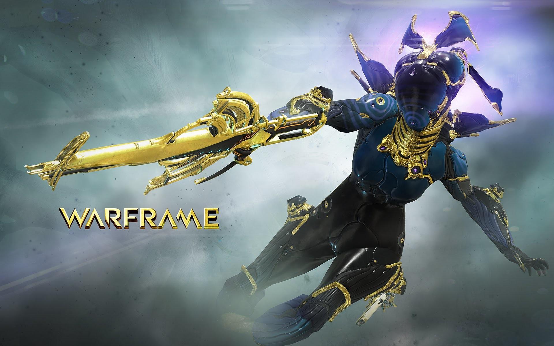 Warframe Nova Prime   Funny Moments
