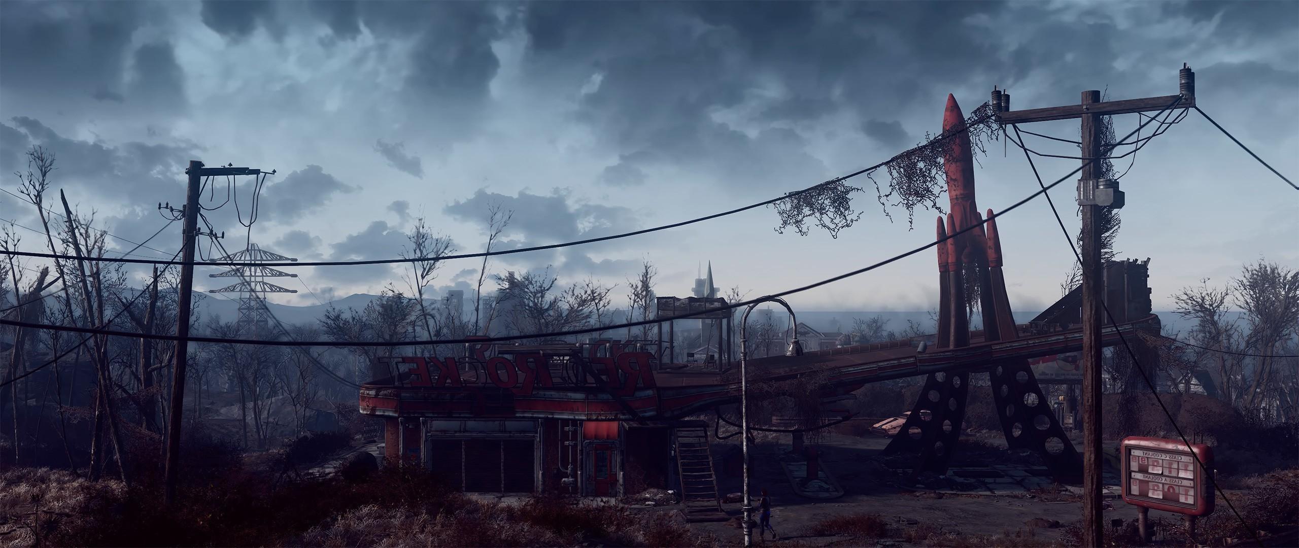 Fallout Artwork Video Games Fallout Wallpapers HD Desktop