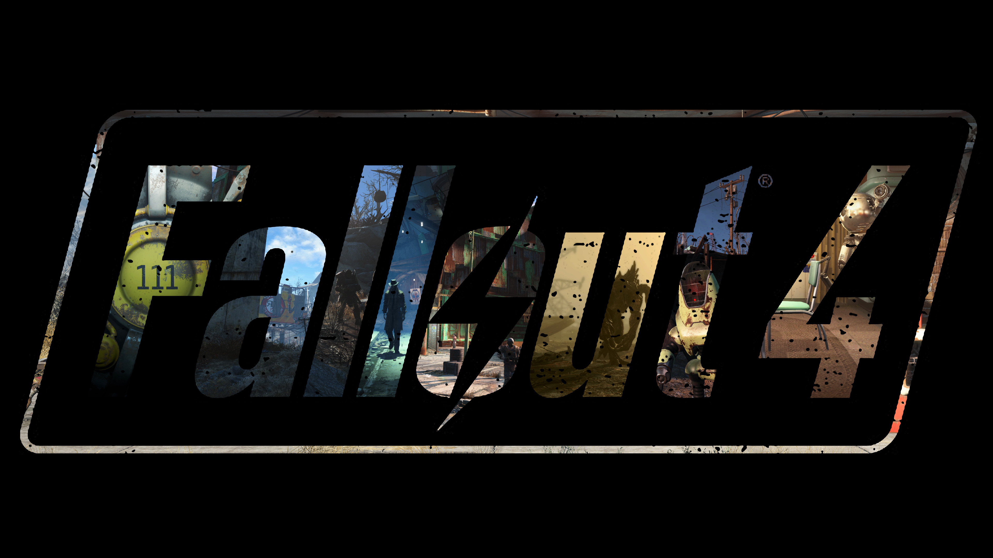 Fallout 4 Wallpapers Full Hd On Wallpaper Hd 3840 x 2160 px 2.43 MB please  standby