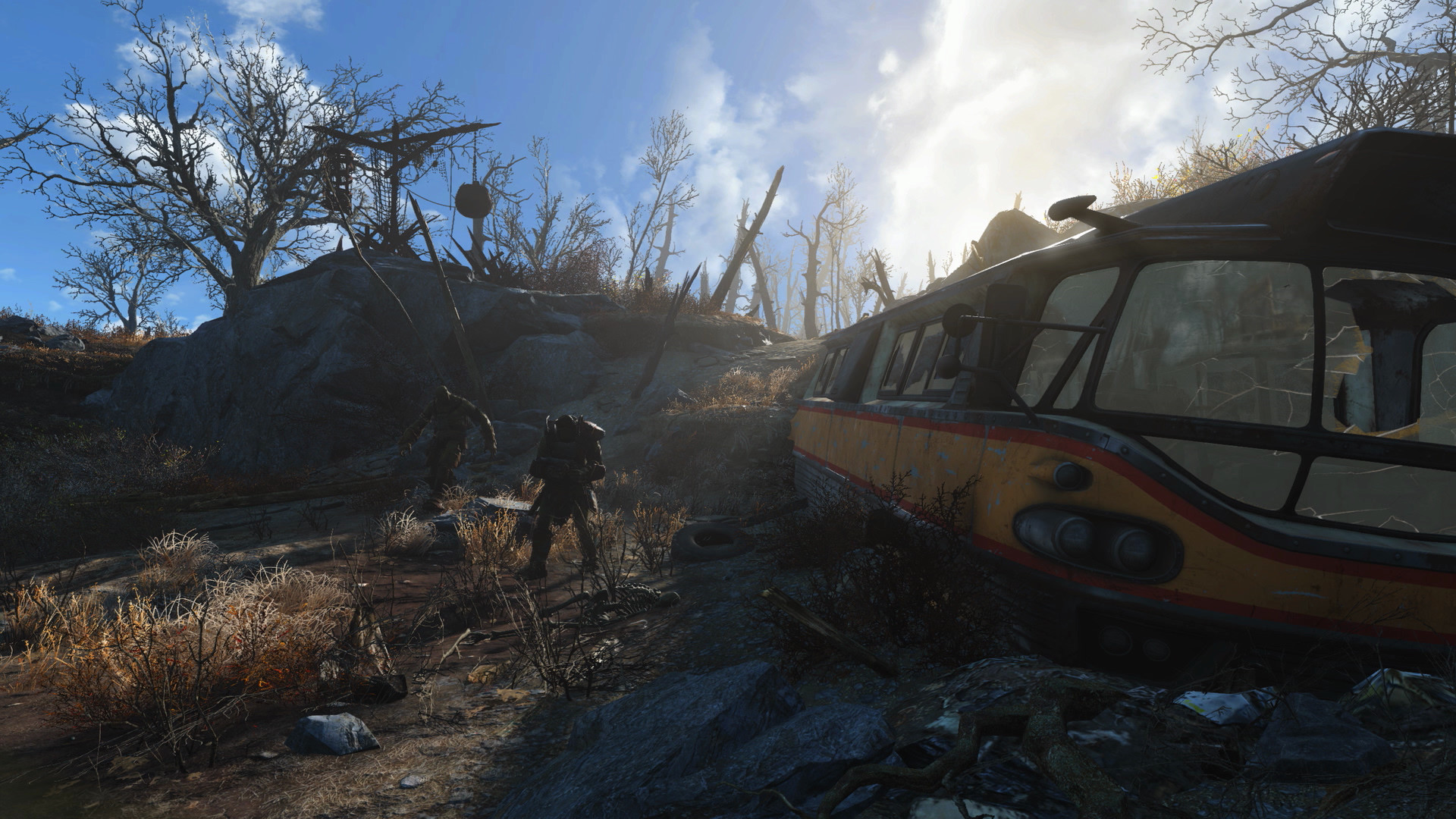 video Games, Fallout 4, Fallout Wallpapers HD / Desktop and Mobile  Backgrounds