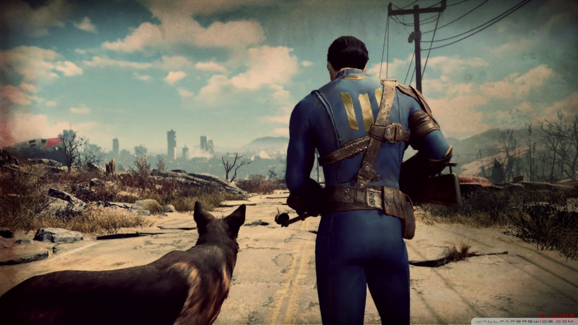 32 – 34 Fallout Wallpapers For Your Leisure