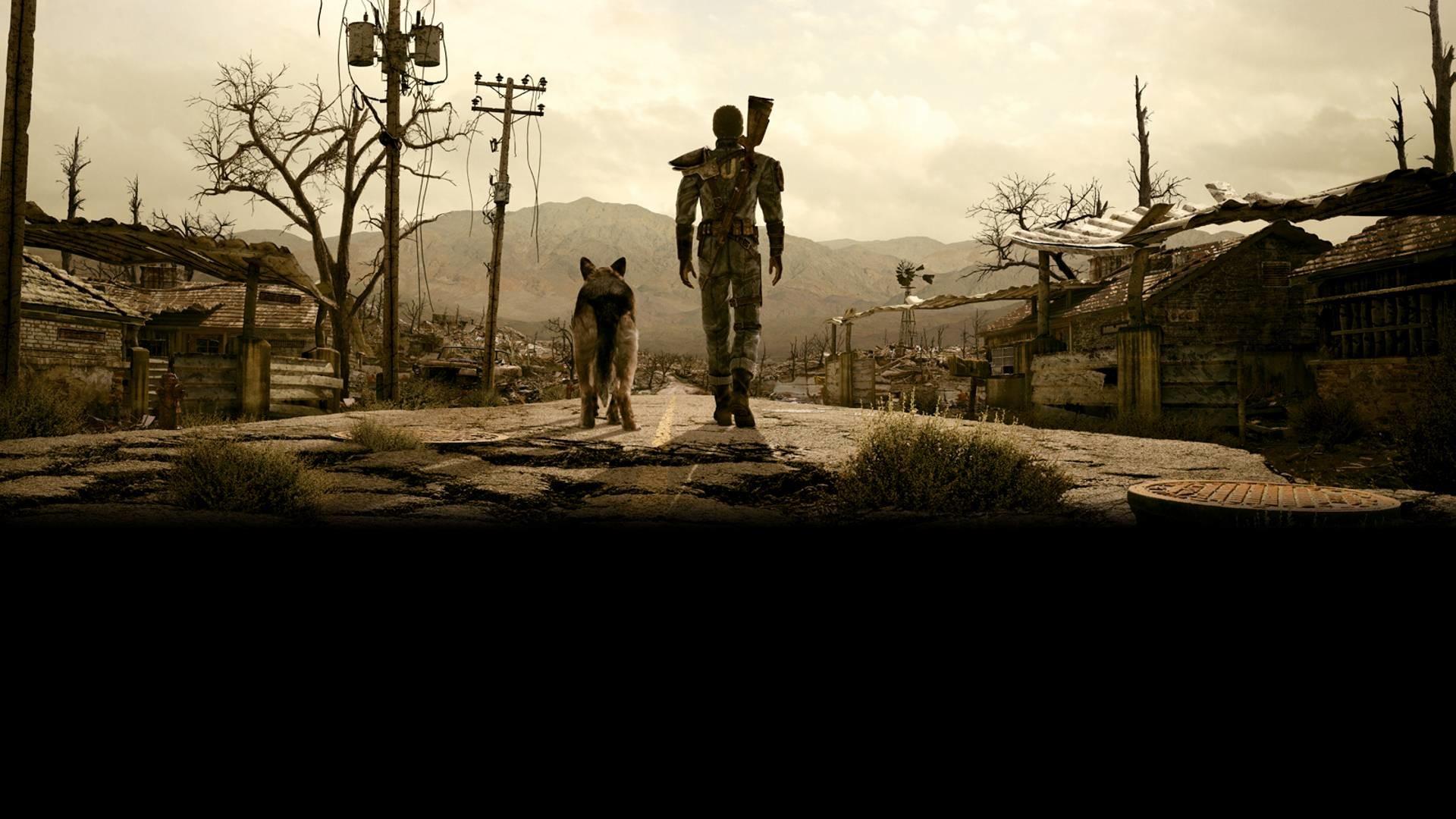 Fallout 3 Background : Fallout Hd Wallpaper Background Wall .