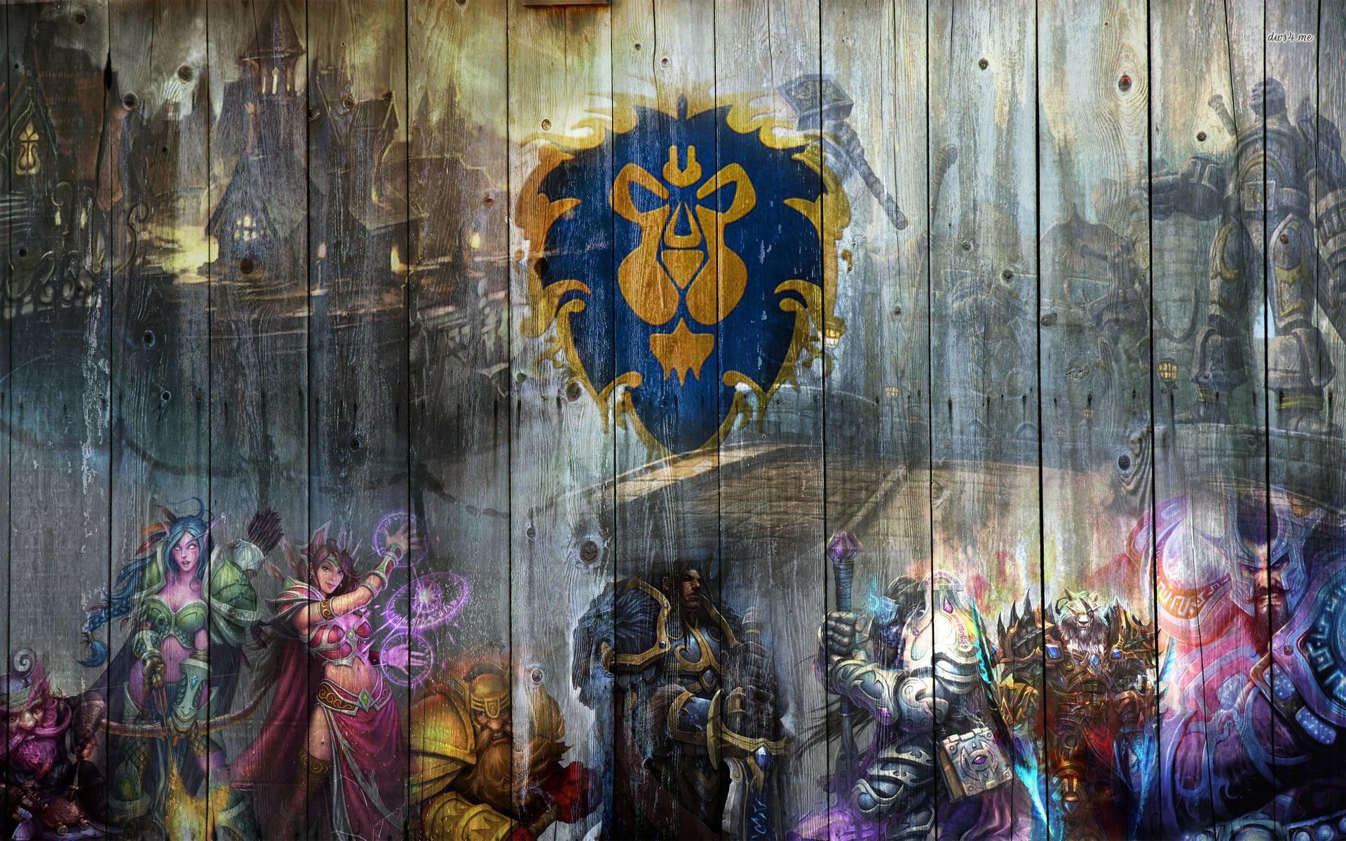 World Of Warcraft Background 20952 px