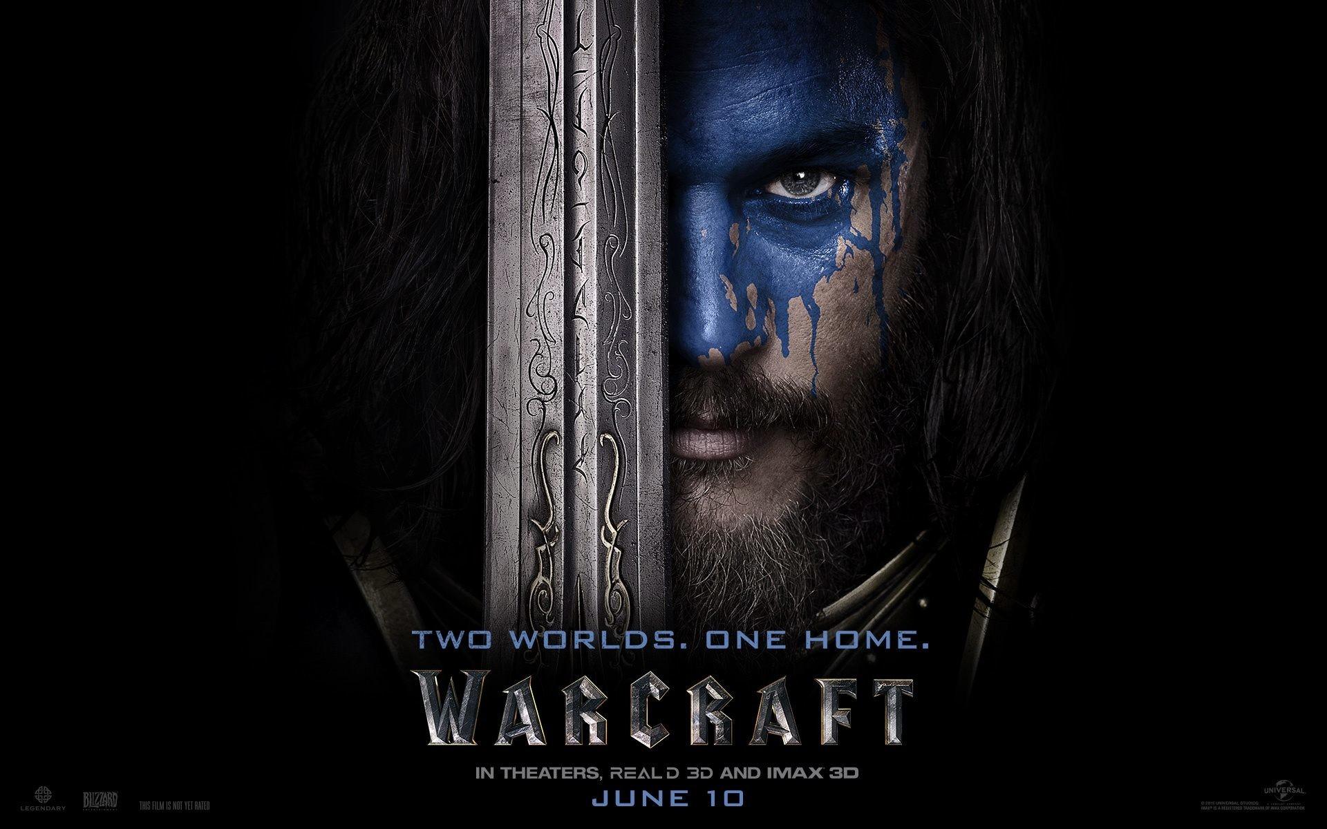 Warcraft Movie, Warcraft, Wow Movie, Movie, Anduin Lothar, Alliance