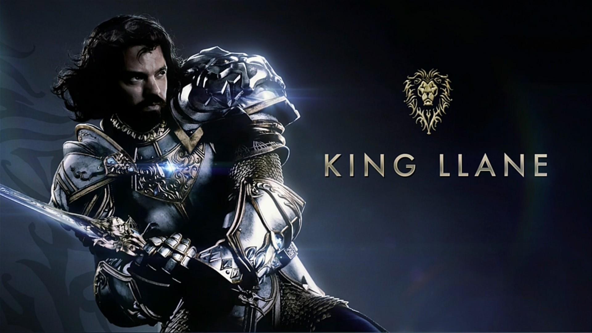 Warcraft Movie, Warcraft, Wow Movie, Movie, King Llane Wrynn, Alliance,