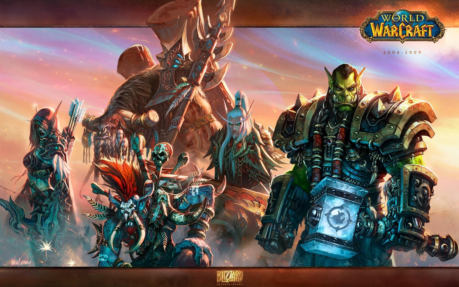 World of Warcraft Mosaic Awesome World of Warcraft Alliance images online