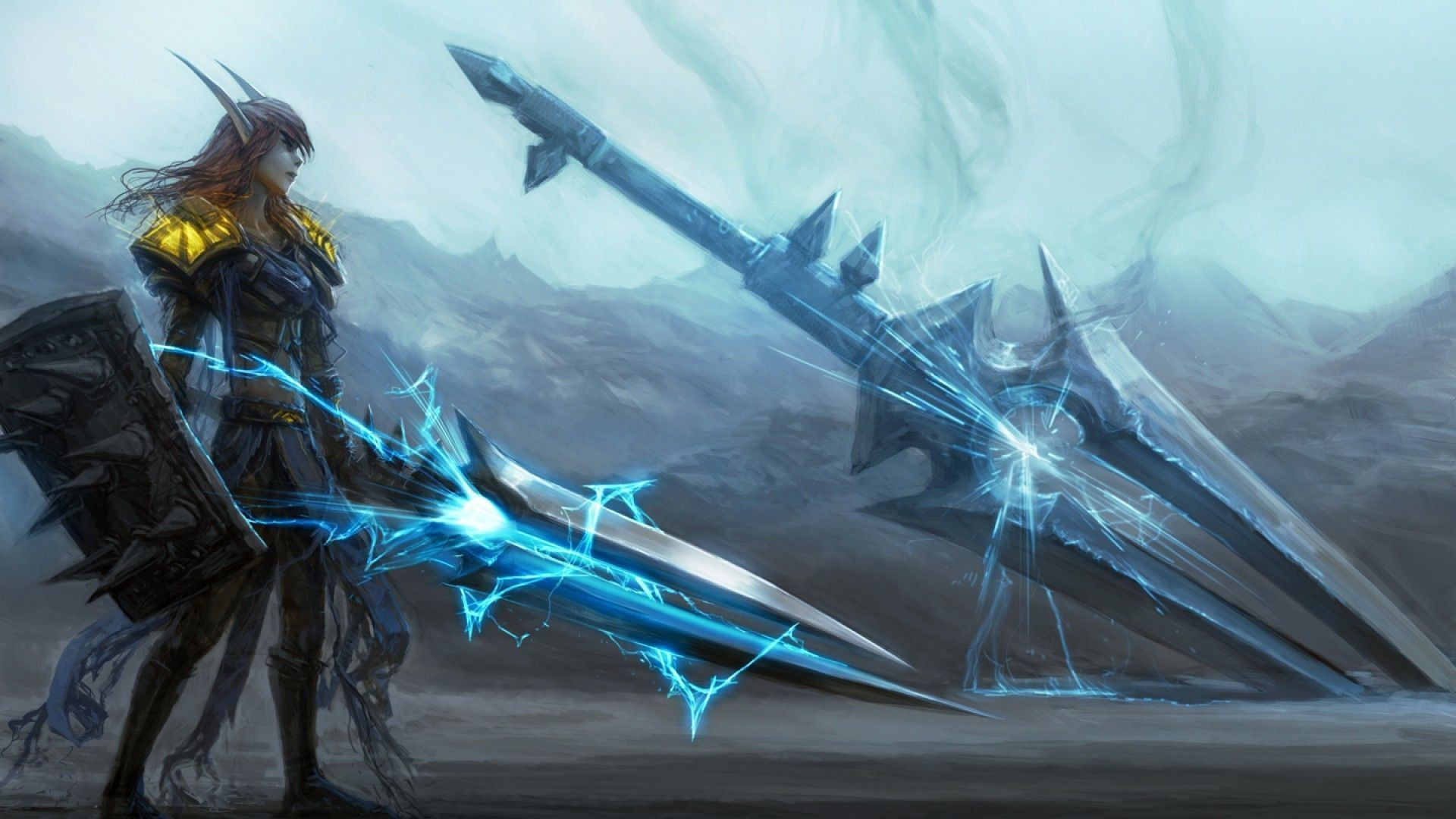 World of Warcraft The Burning Crusade HD desktop wallpaper | HD Wallpapers  | Pinterest | Hd desktop and Wallpaper