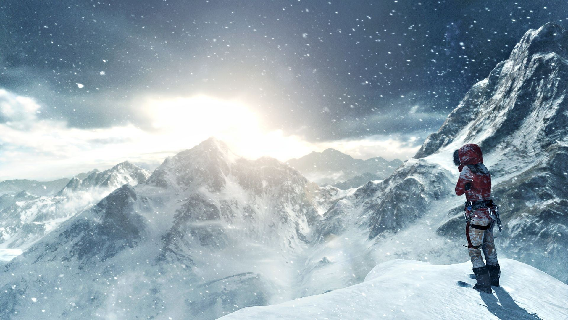 Preview wallpaper rise of the tomb raider, square enix, xbox one 1920×1080