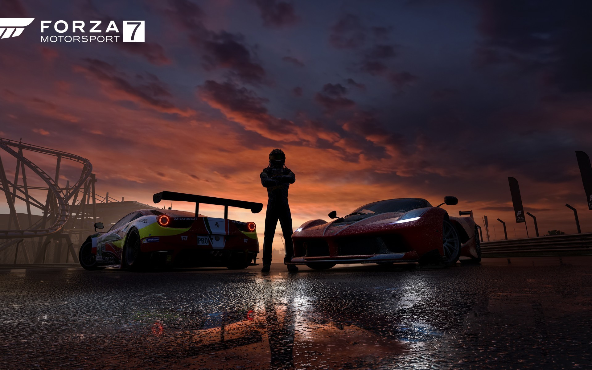 Games / Forza Motorsport 7 Wallpaper