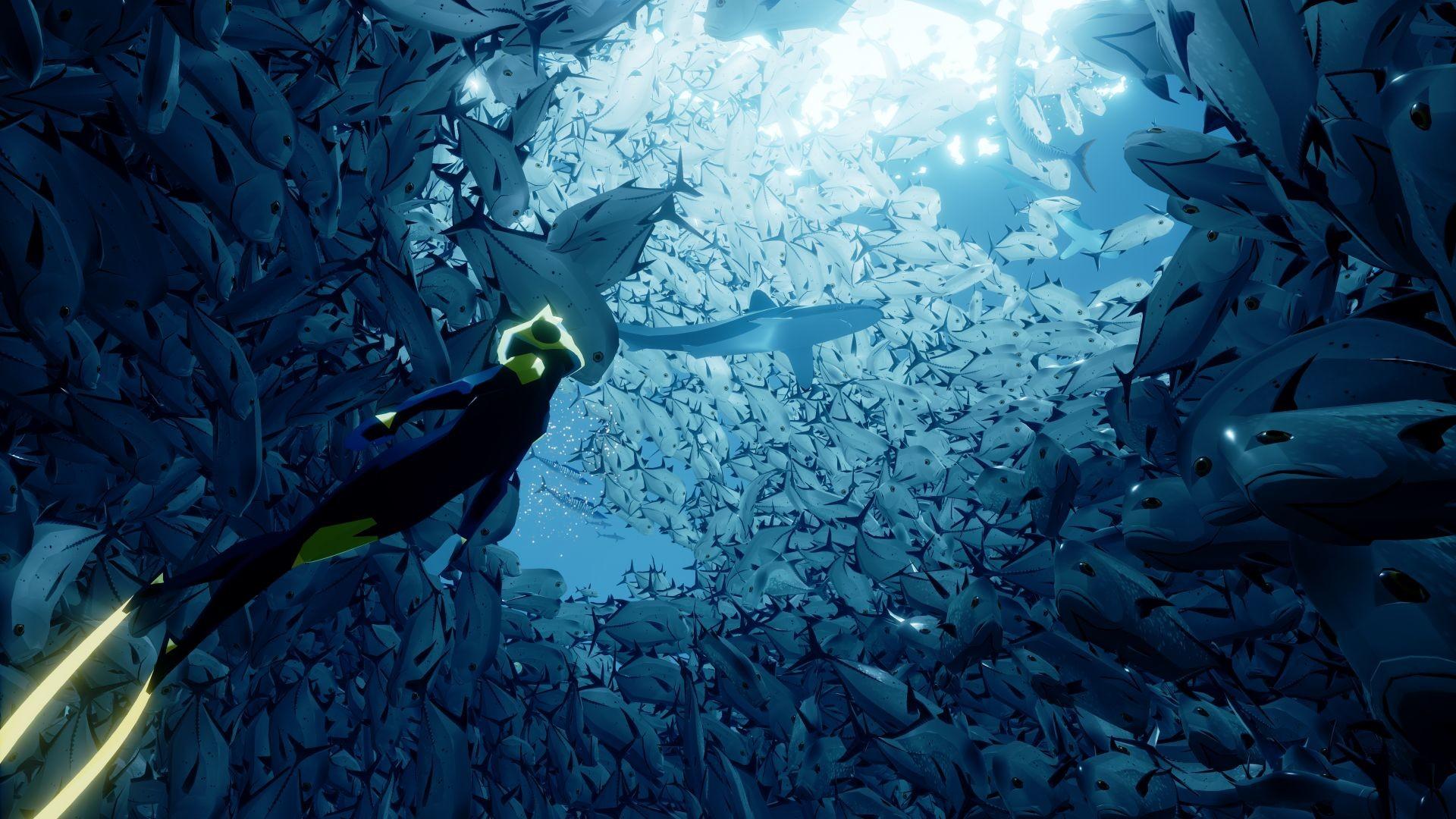 Abzu Gamescom 2016 Underwater Best Games Pc Ps4 Xbox One Game Of Thrones  Iphone Wallpaper