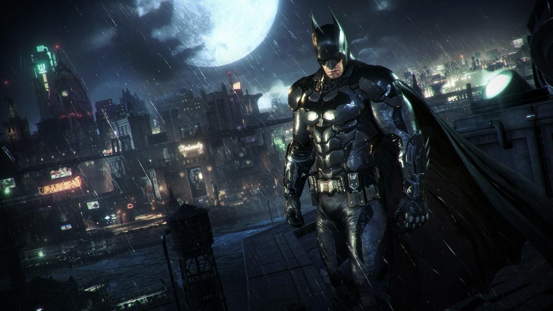 Batman: Arkham Knight (Available Now)