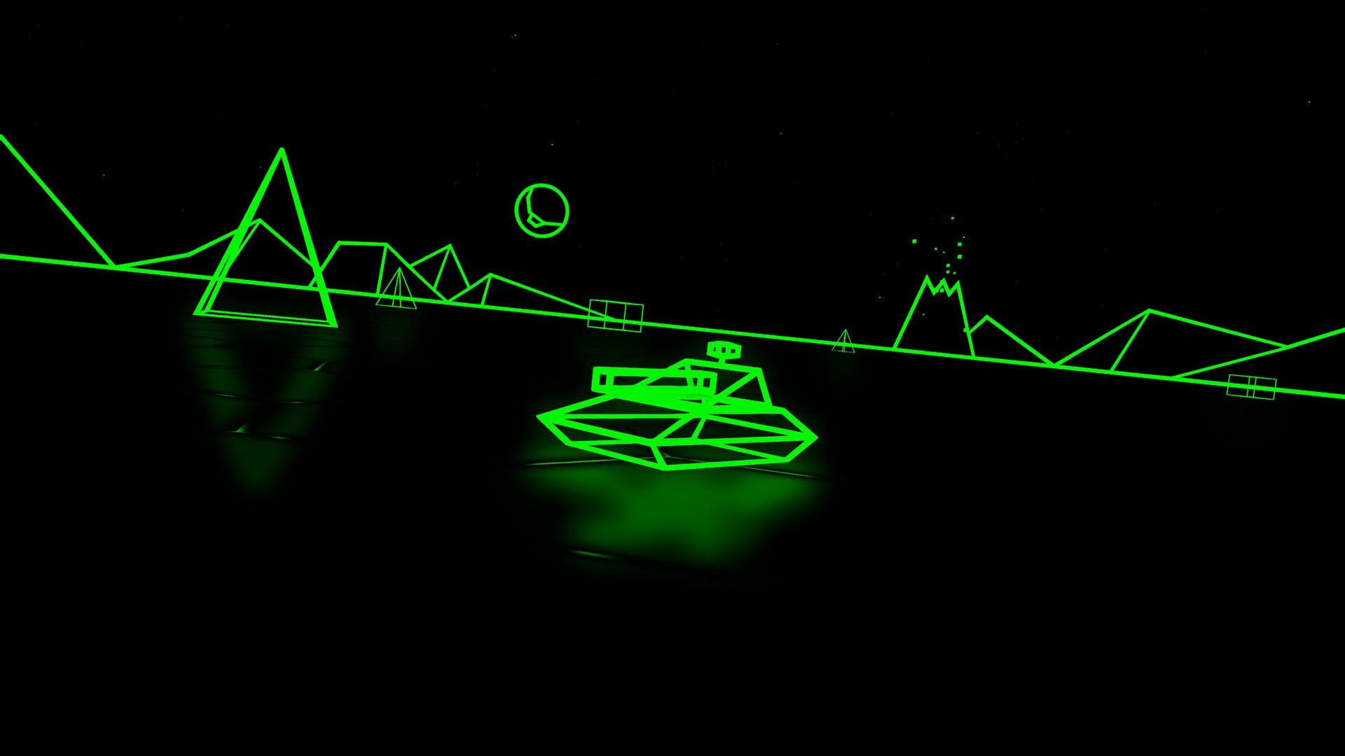 Battlezone VR gets super retro 80s Classic Mode